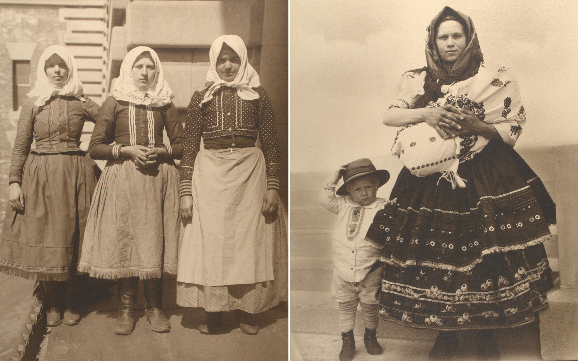 Ellis Island Photos