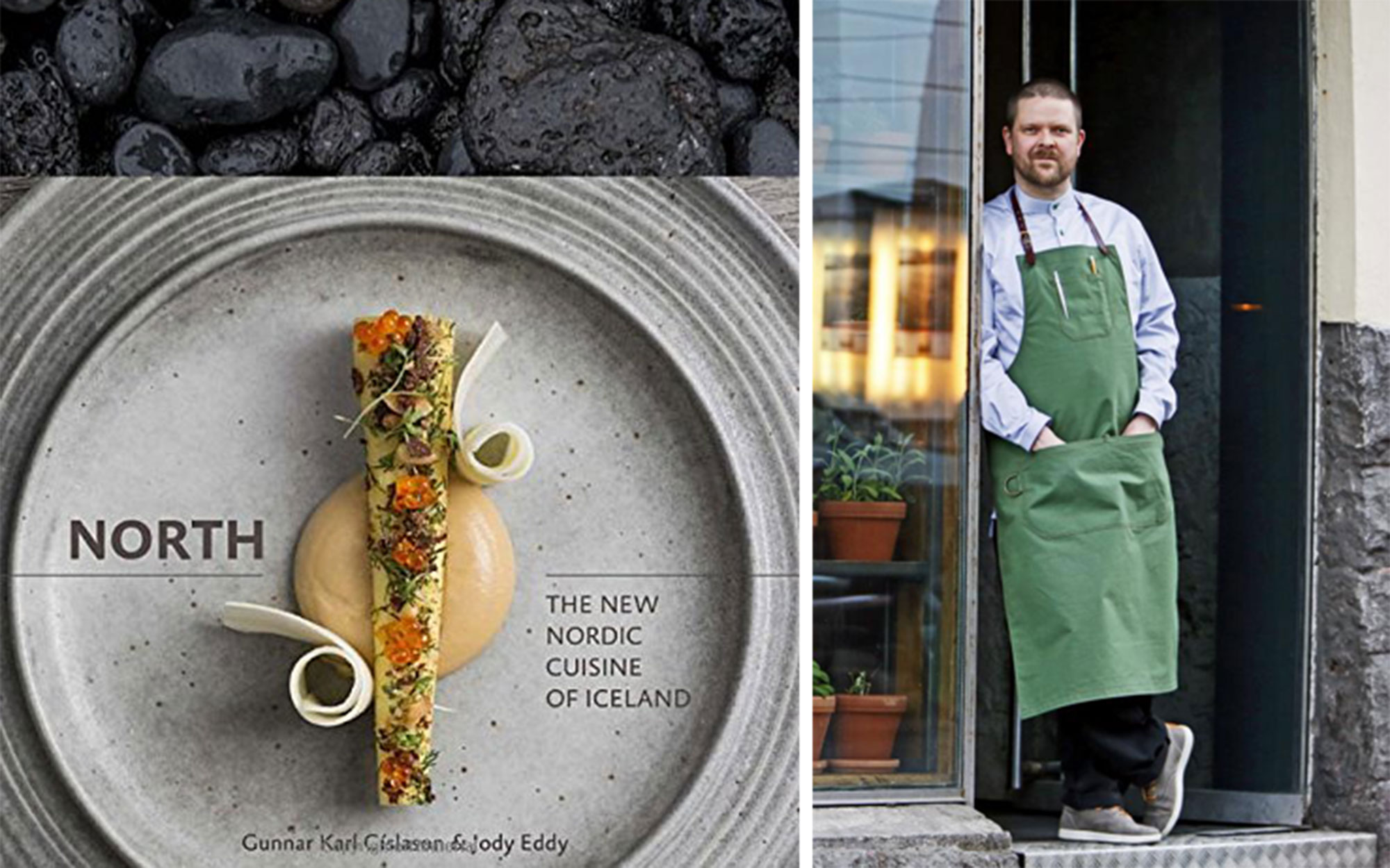 Q&A with Icelandic Chef Gunnar Karl Gislason