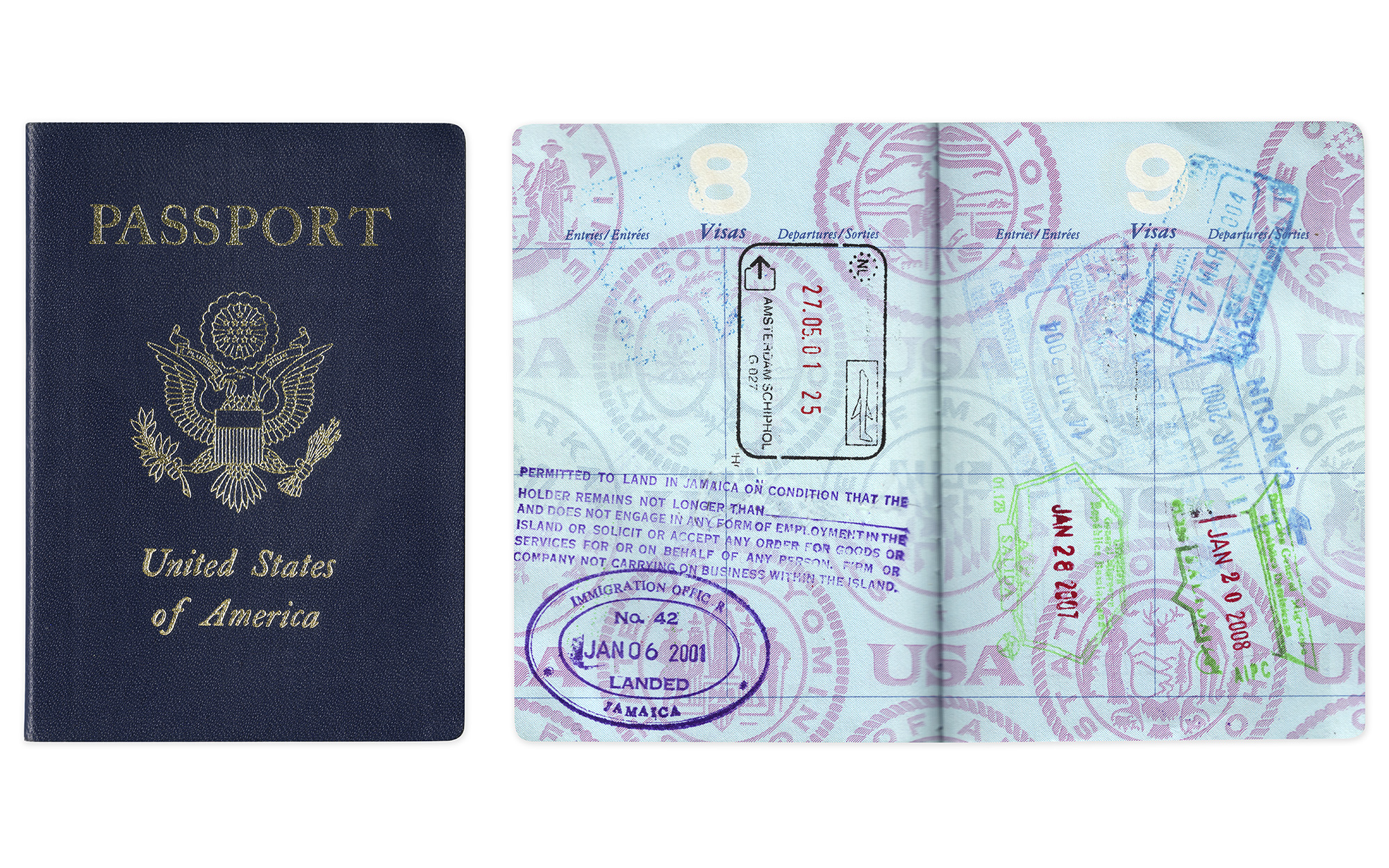 Passport Almost Full? You'll Probably Need to Get a Whole New One