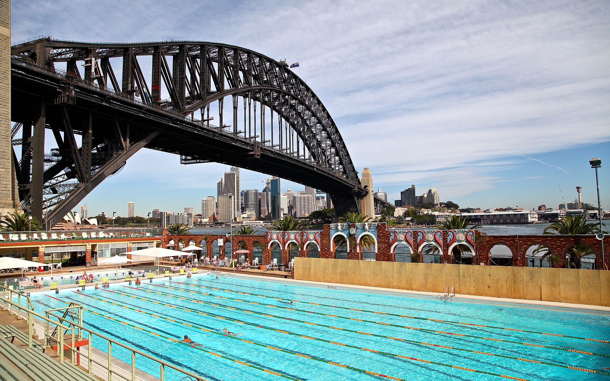 Eight Best Shark Free Swimming Holes In Sydney Harbour Travel Leisure