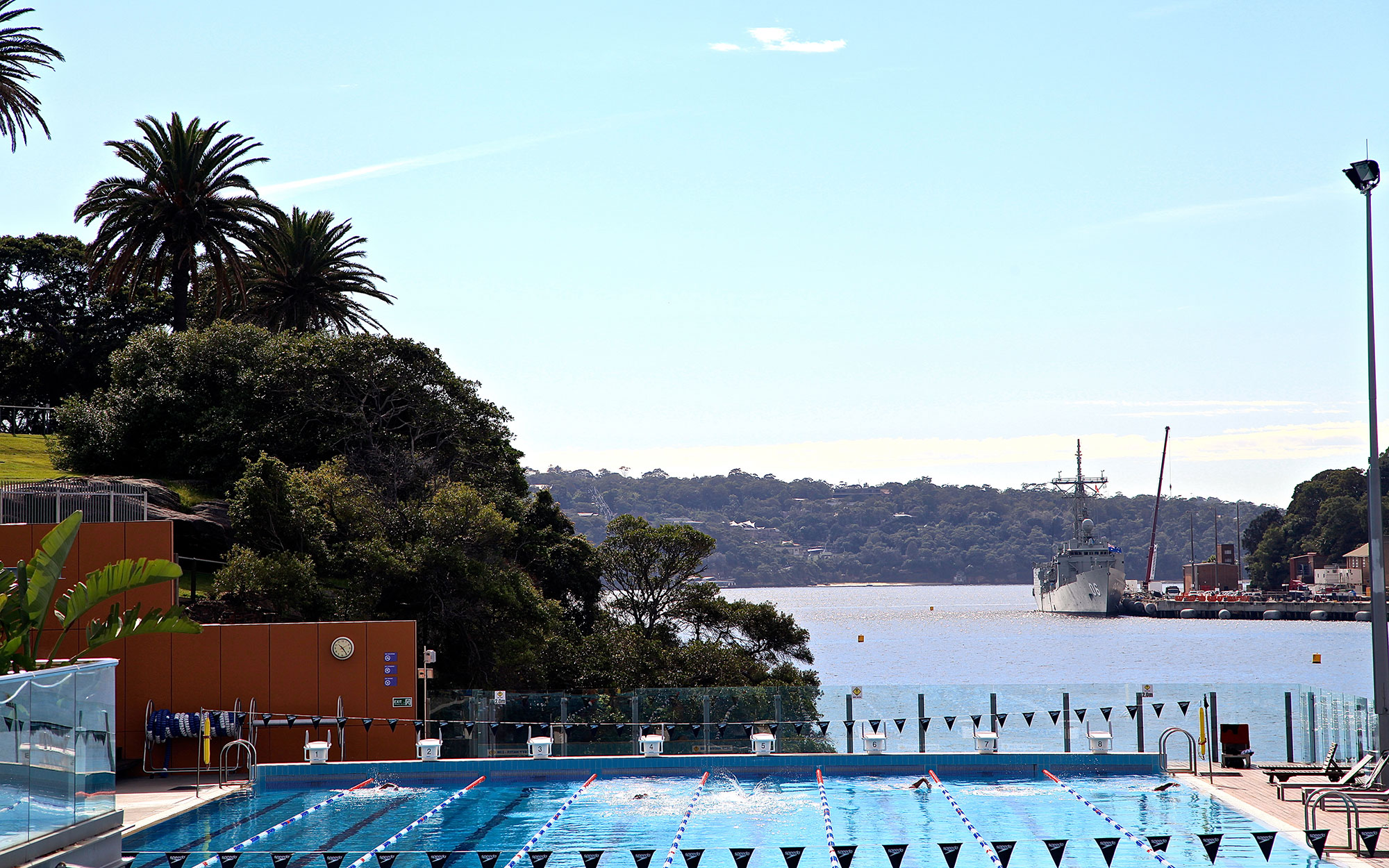 Eight Best Shark-Free Swimming Holes in Sydney Harbour