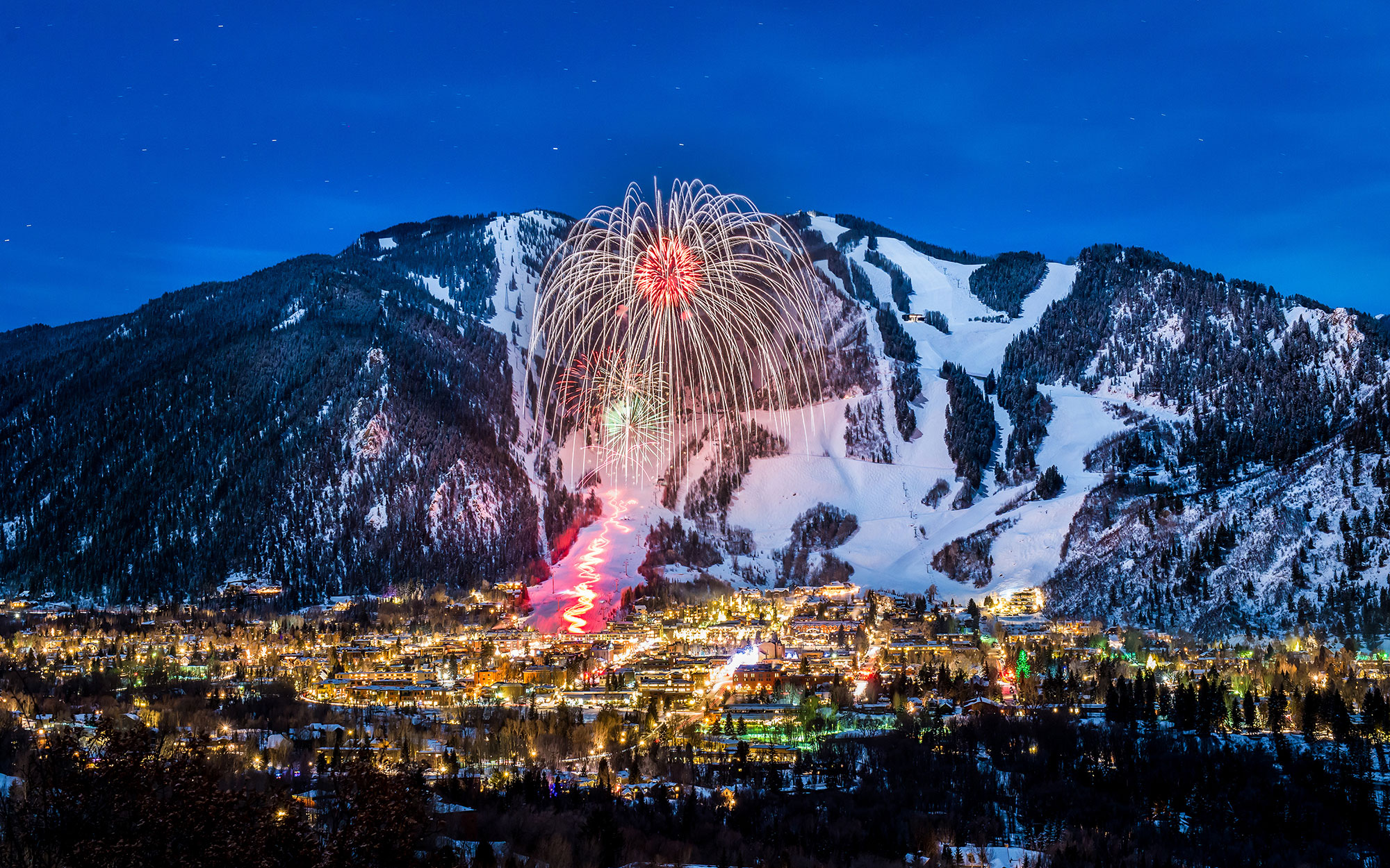 Free Things to do in Aspen for New Year's
