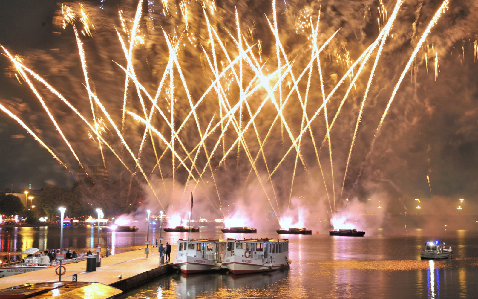 Free Things to do in Hamburg for New Year's