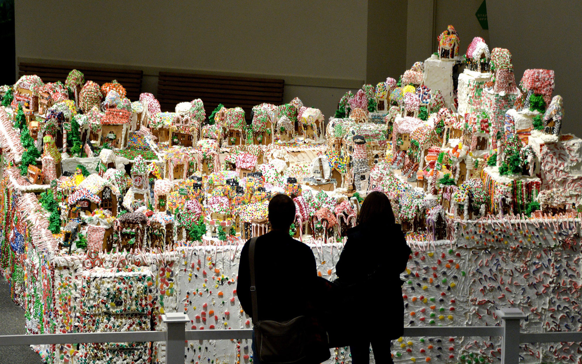 Gingerbread Lane New York Christmas Tradition