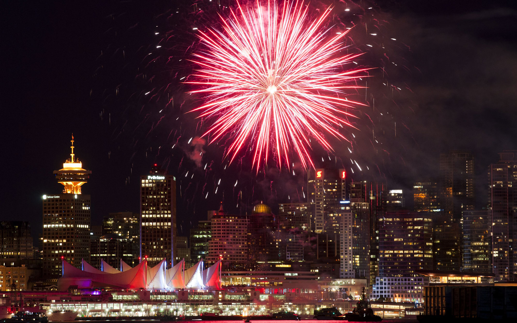 Vancouver for New Year's - Free Things to do