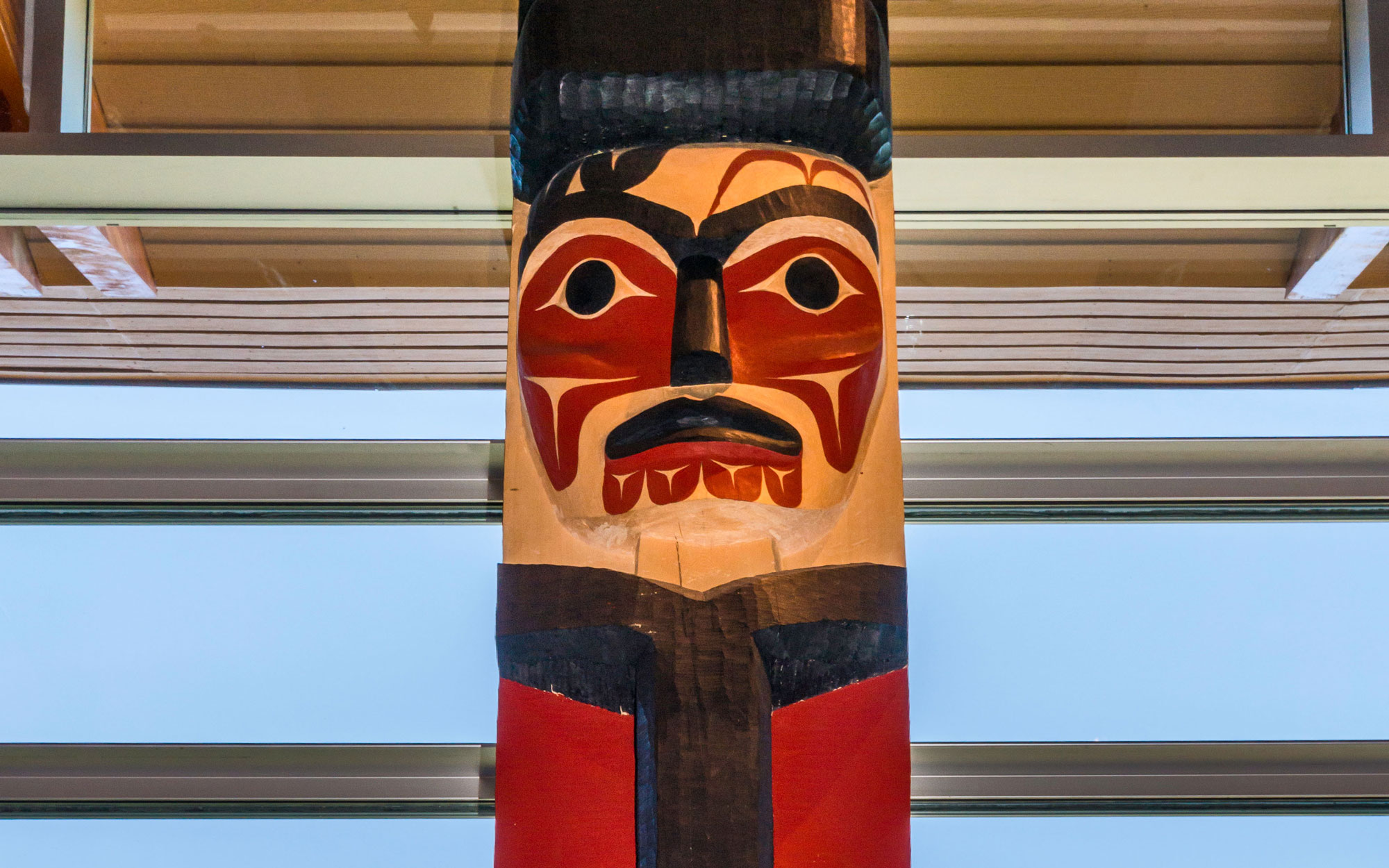 Squamish Lil'wat Cultural Centre Art Whistler
