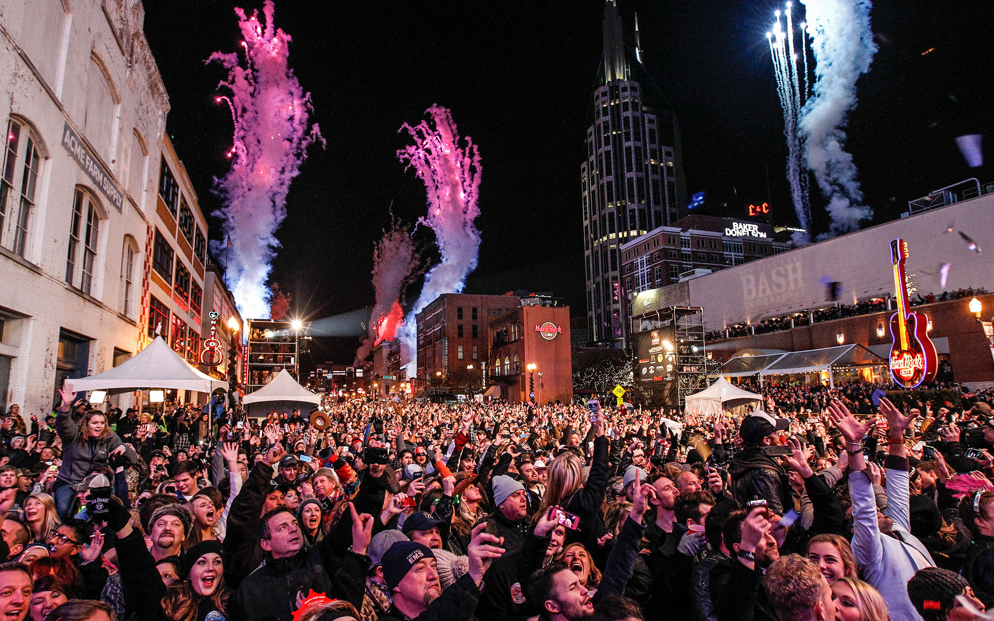 New Year's Eve in Nashville