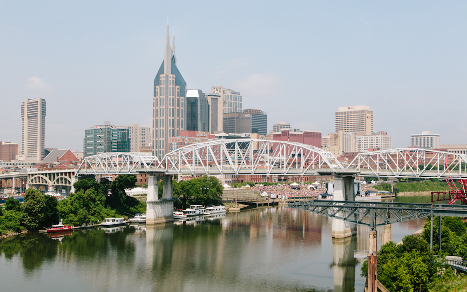 What to Eat, Drink, and Do in Nashville