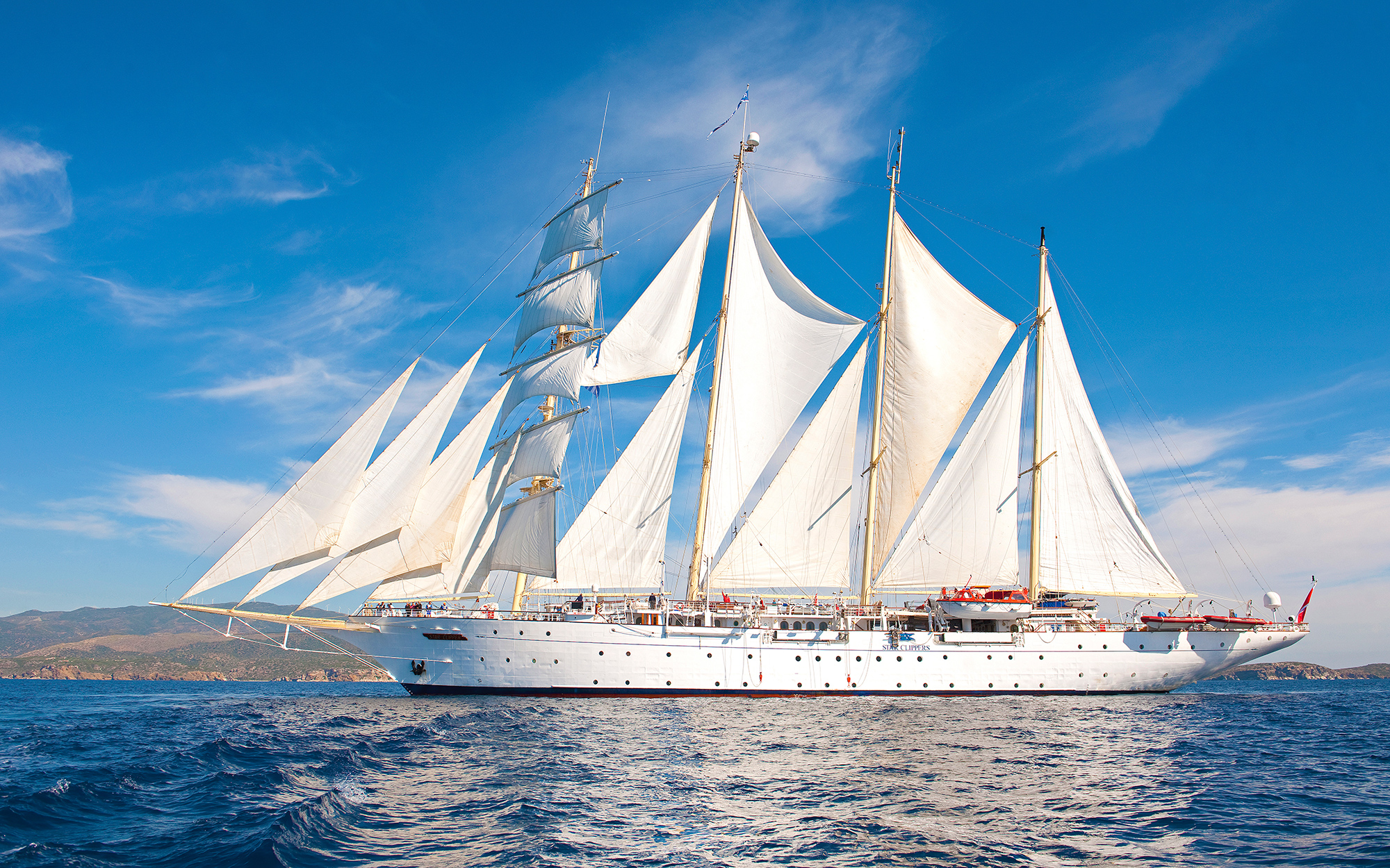 Starclippers