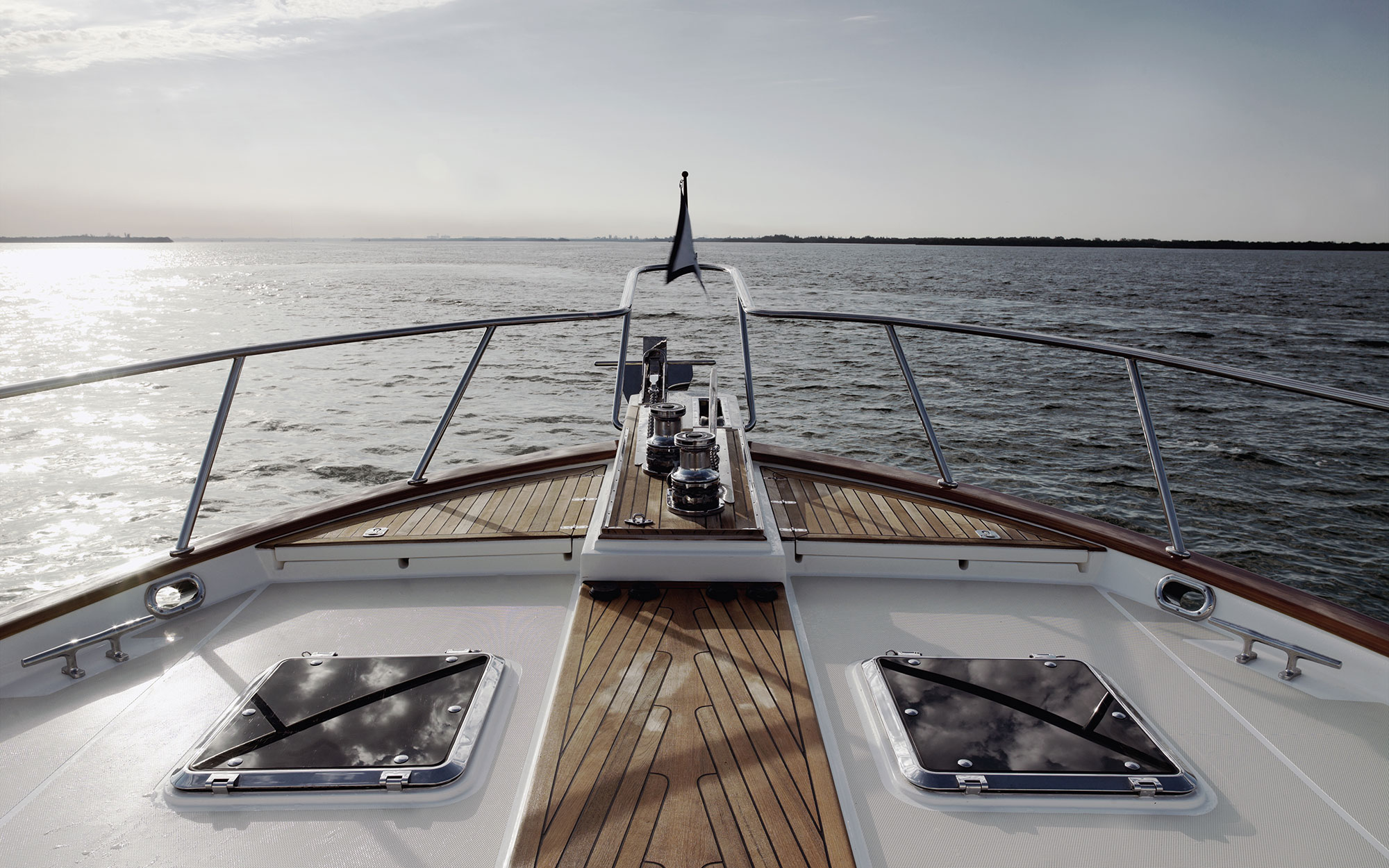Uber Launches Luxury Yacht Service for Art Basel