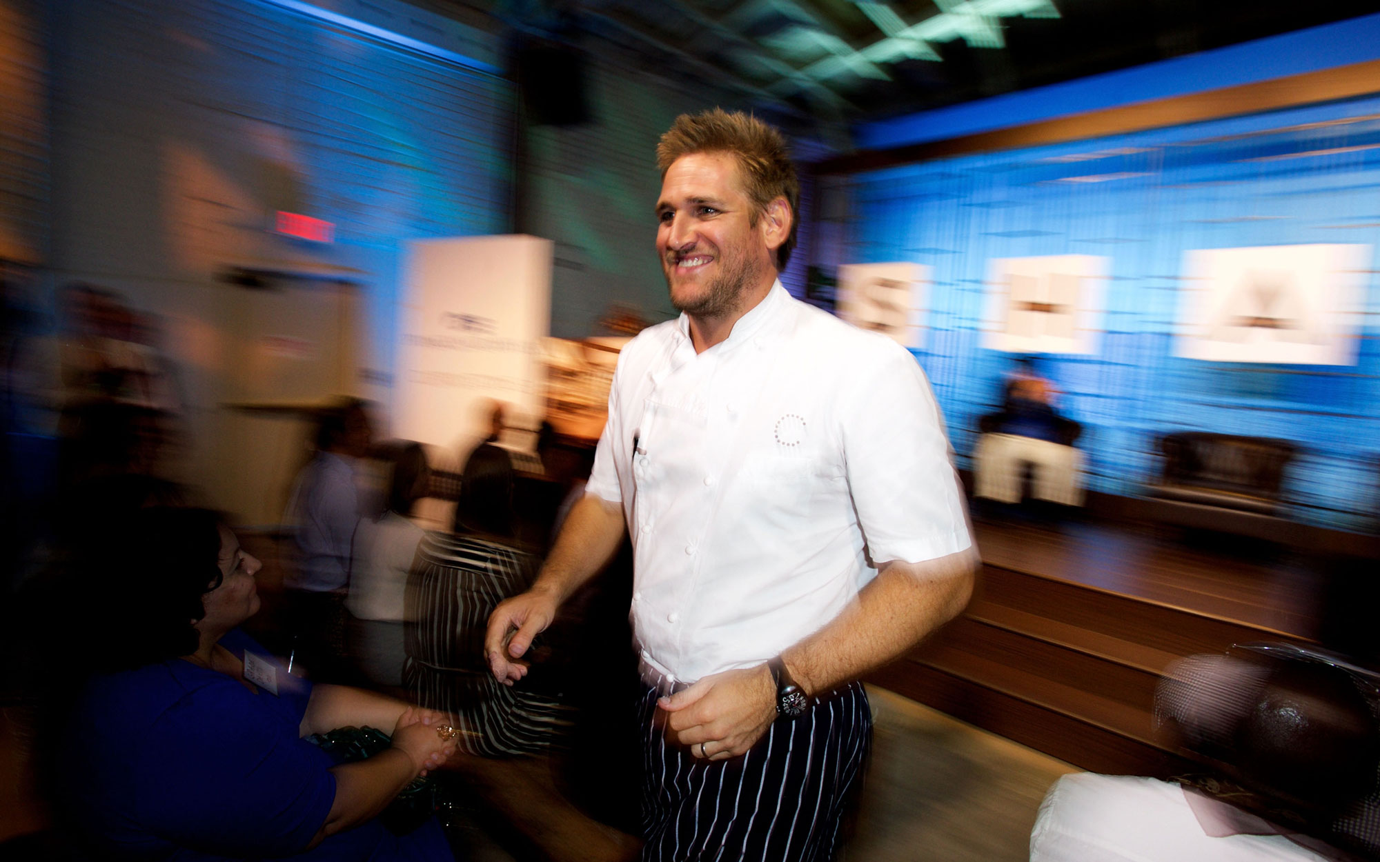 Q&A with Chef Curtis Stone