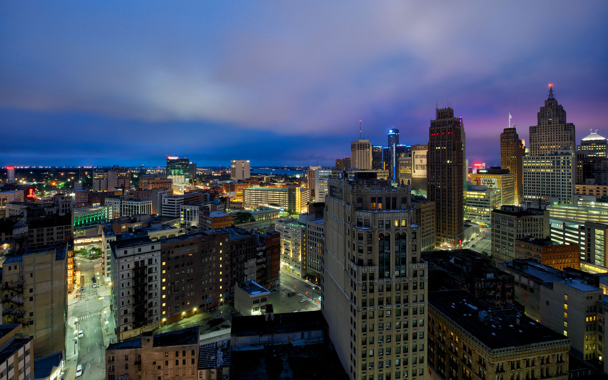 Detroit Named First U.S. City of Design By UNESCO