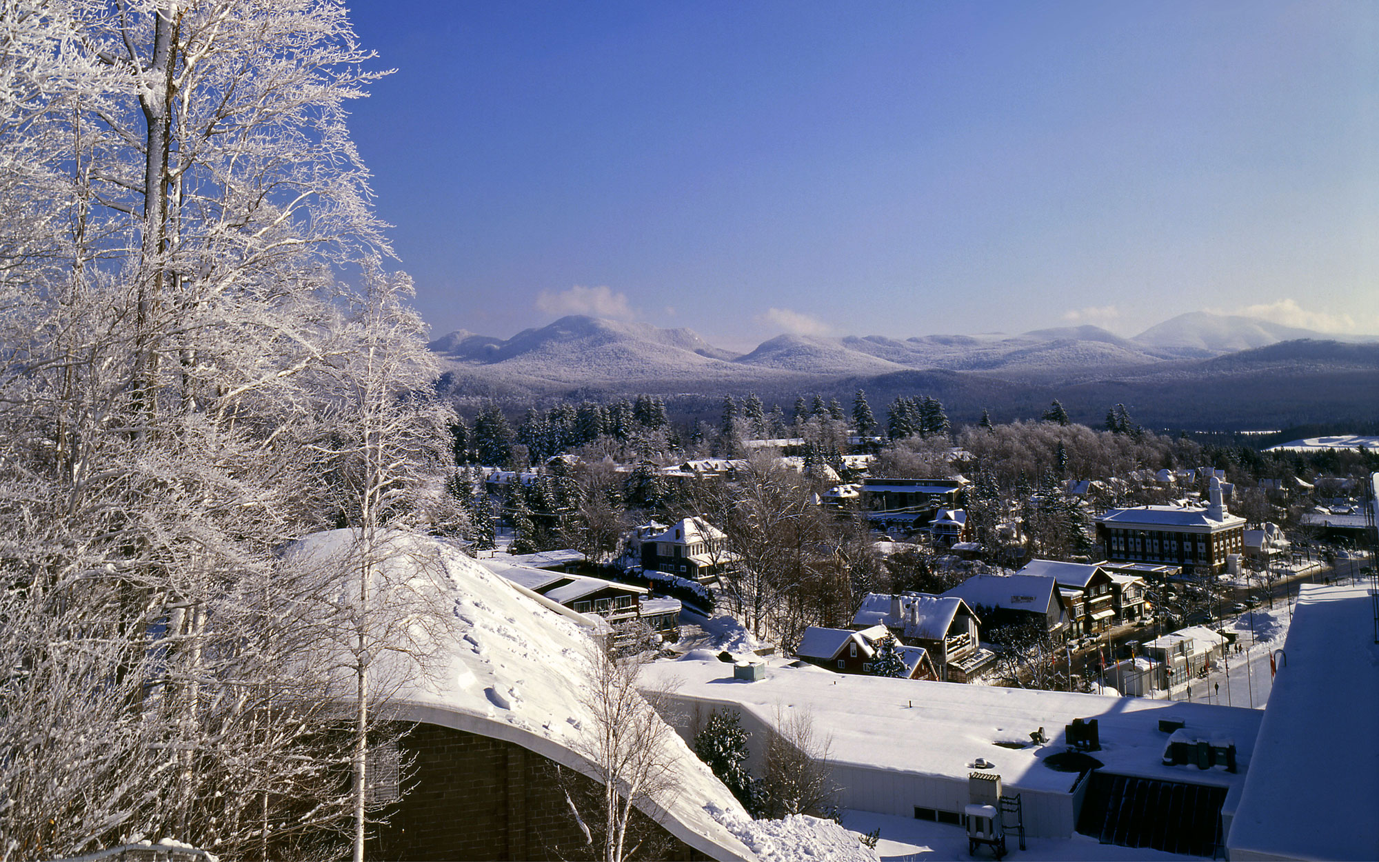 New York's Best Winter Getaways