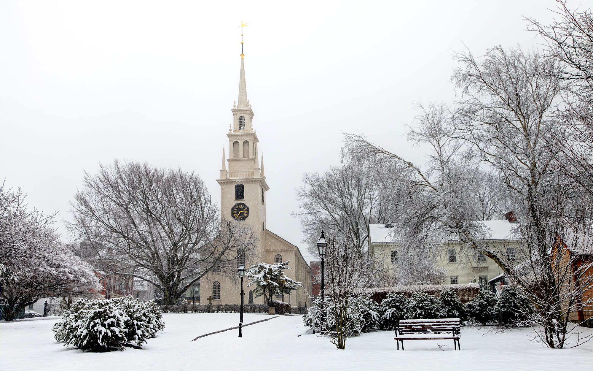 Things to do in Newport, Rhode Island in Winter