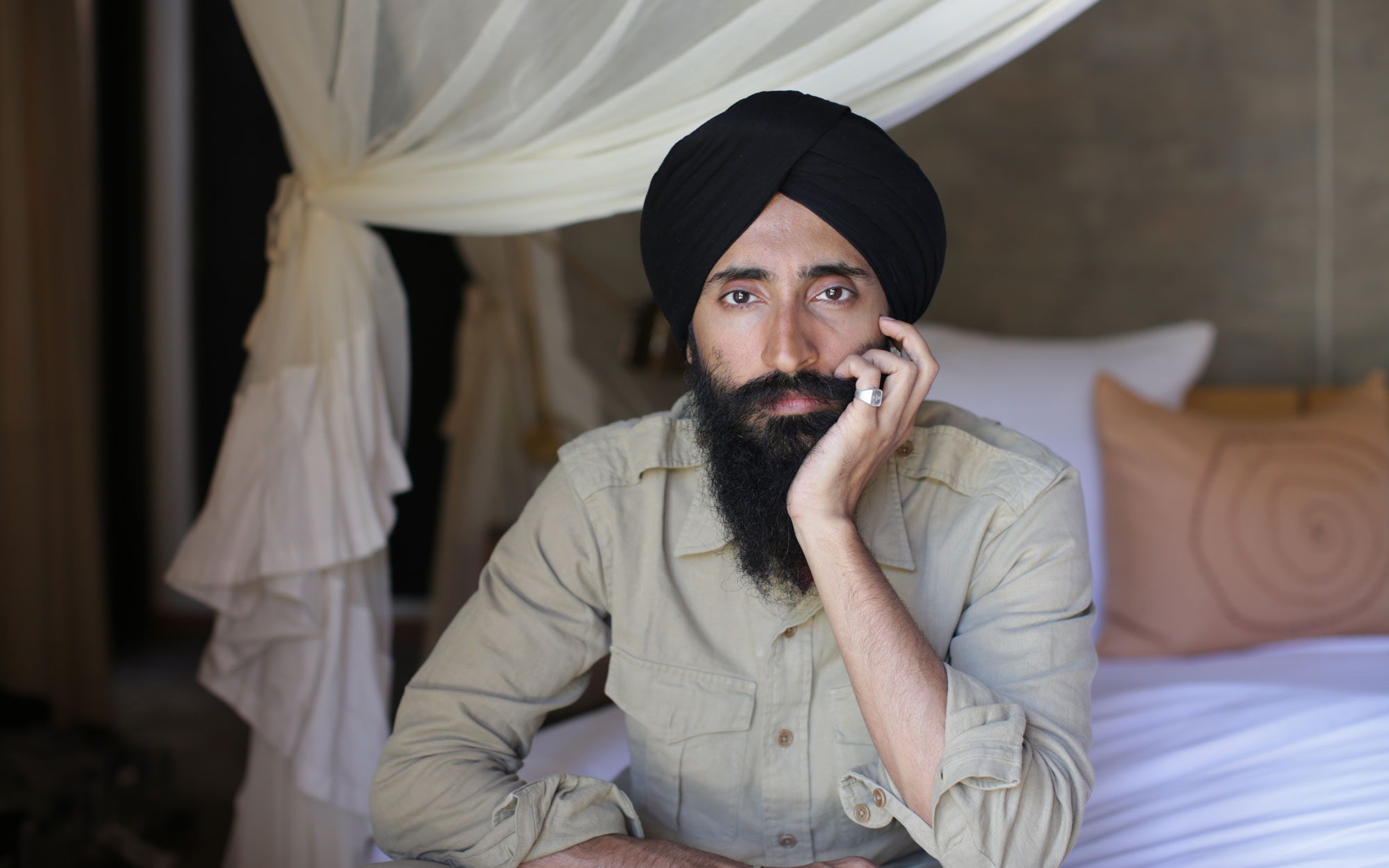 Sikh Actor Waris Ahluwalia Takes a Stand Against Airport Discrimination