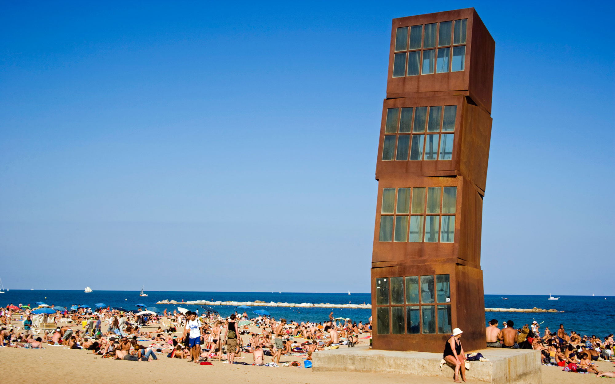 Best Beaches in Barcelona - Beach Getaways for Couples & Families