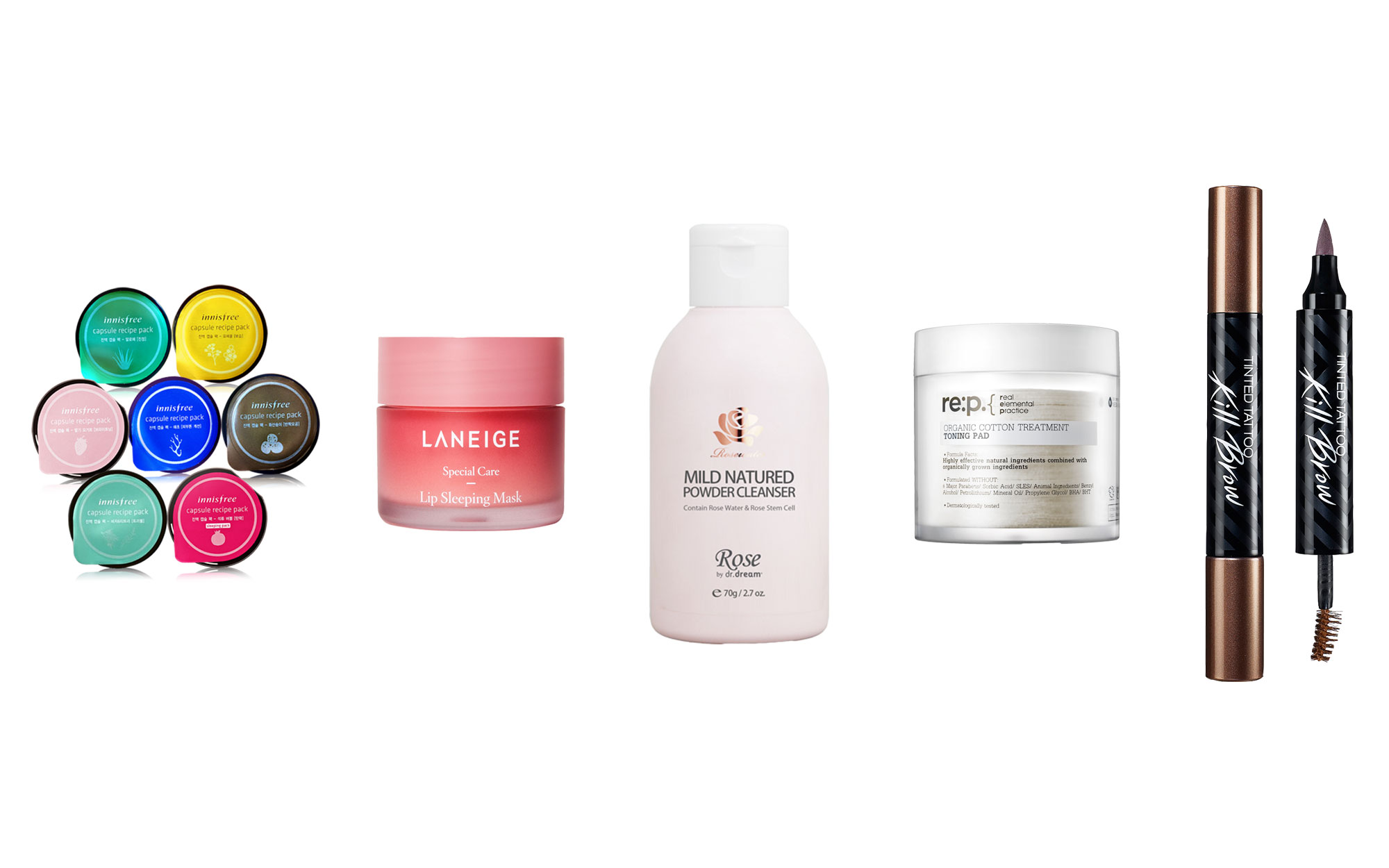 The Best of Travel-Friendly Korean Beauty