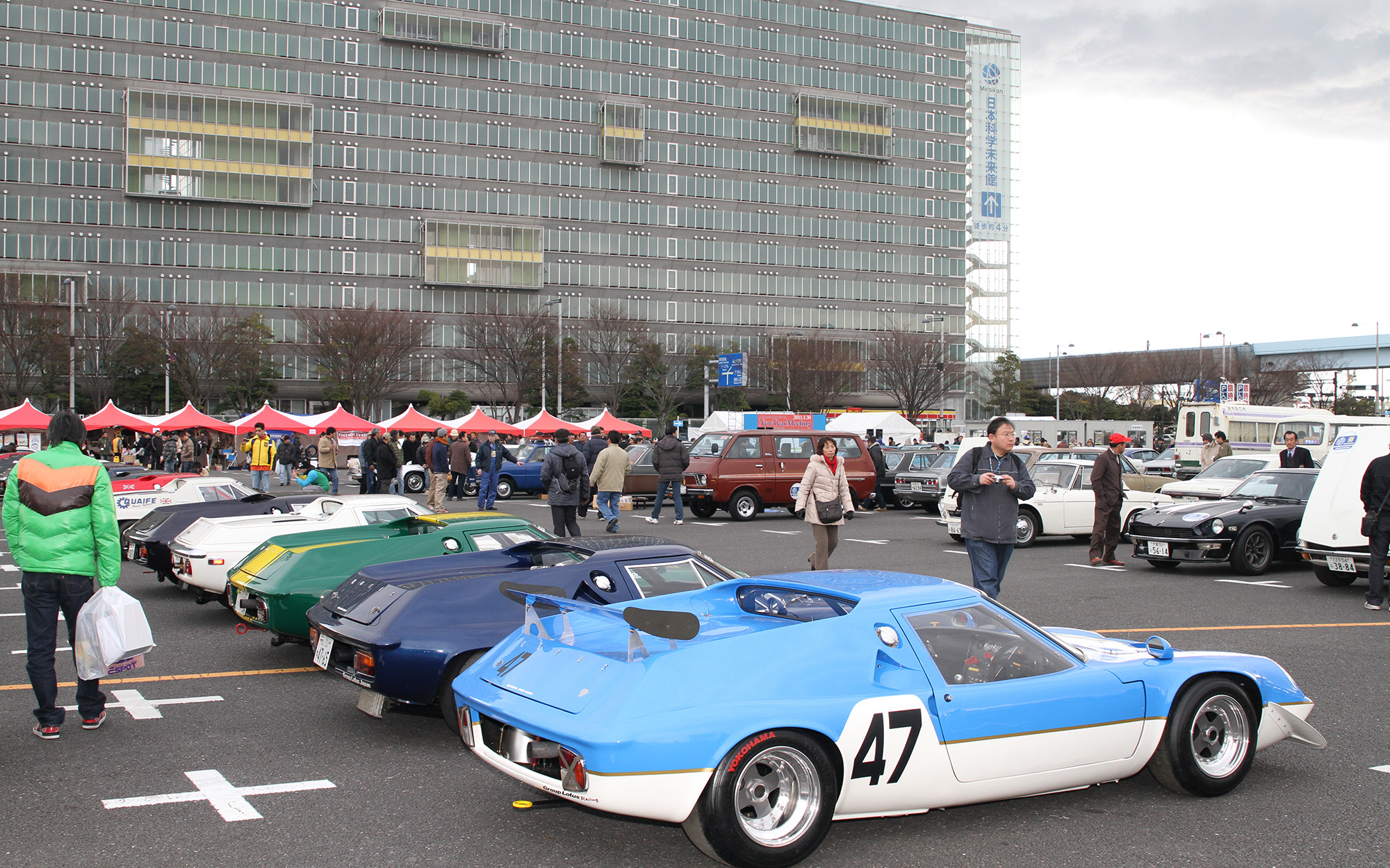Could Japan's Car Collectors Predict The Next Big Fad?