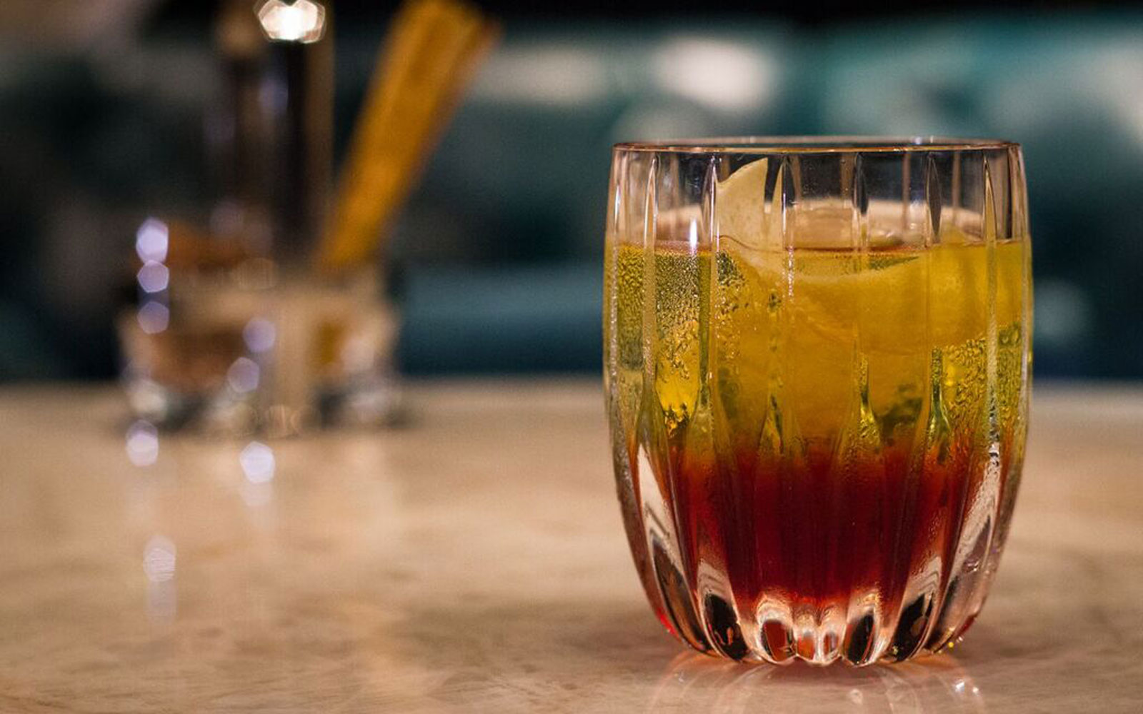 The Negroni Inception Cocktail