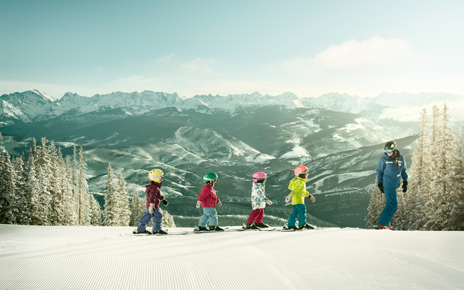 Best Ski Resorts for Families