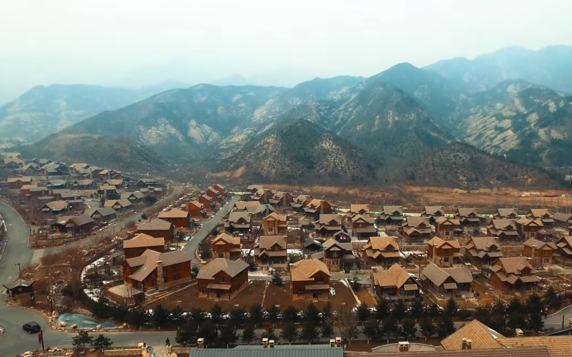 Video: Tour Jackson Hole, China