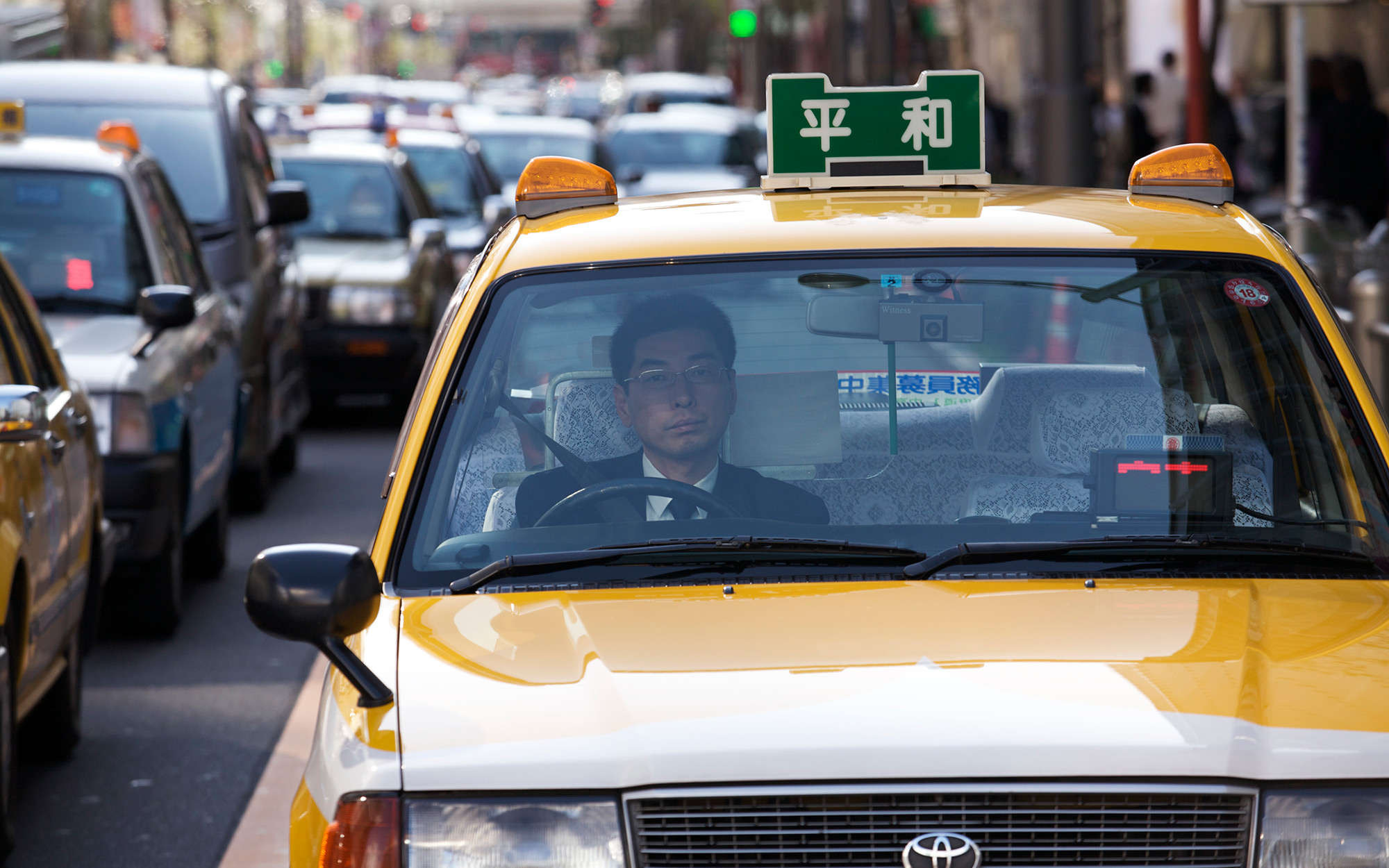 Taxi Drivers in Japan Claim They've Had Ghost Passengers