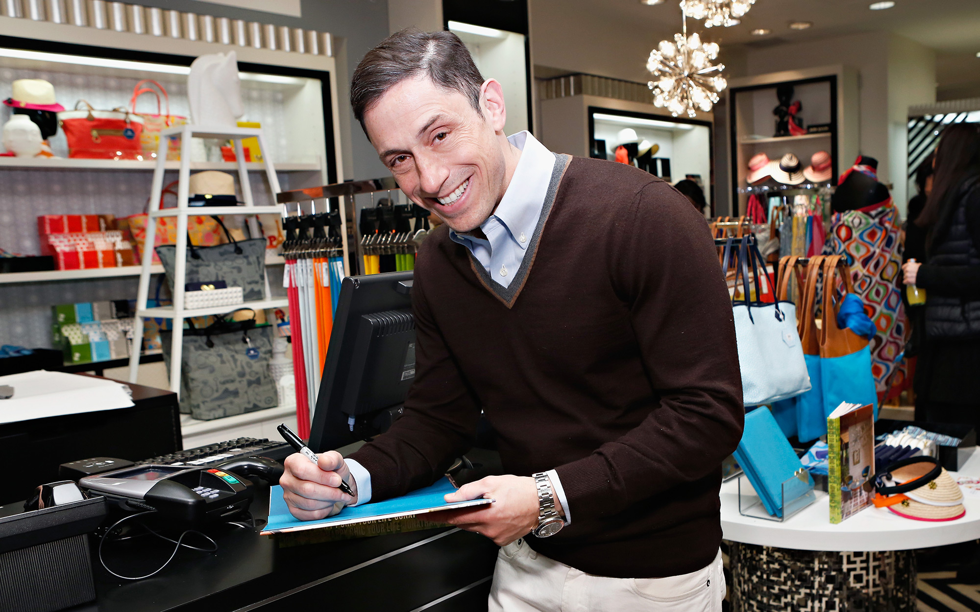 Talking Travel with Jonathan Adler