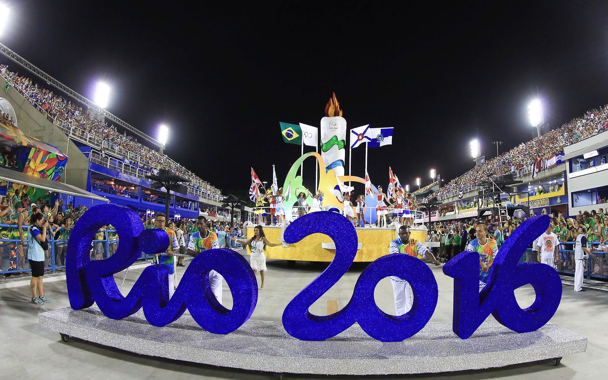 How to Attend the 2016 Olympics