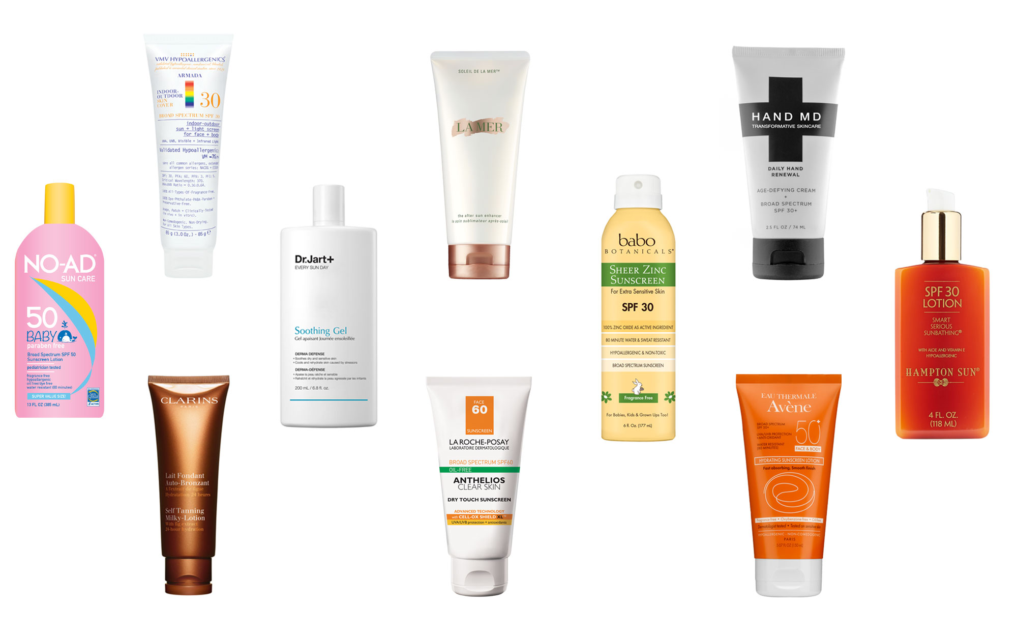 The Best Sunscreens for Travel