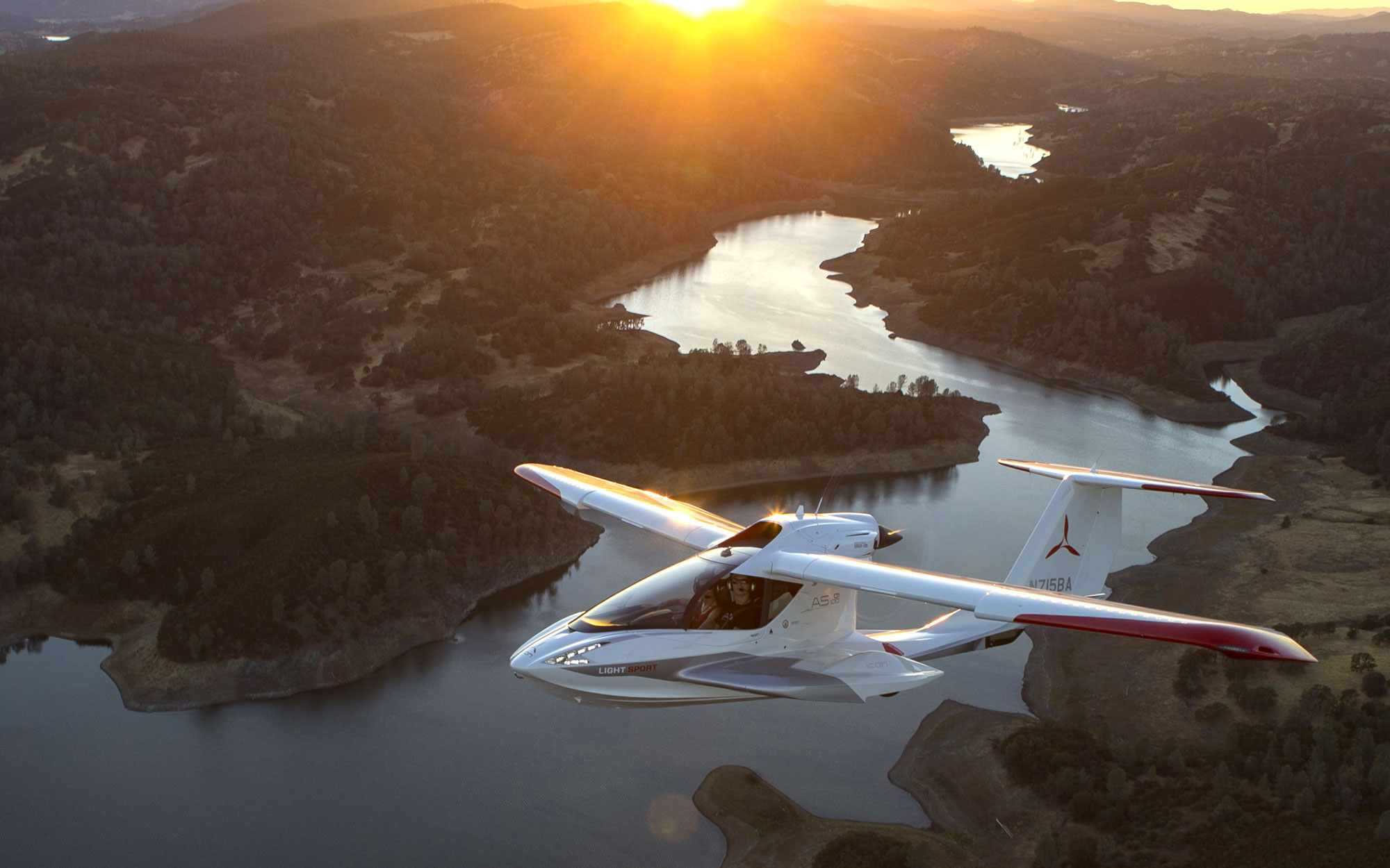 Be One of the First to Own the ICON A5