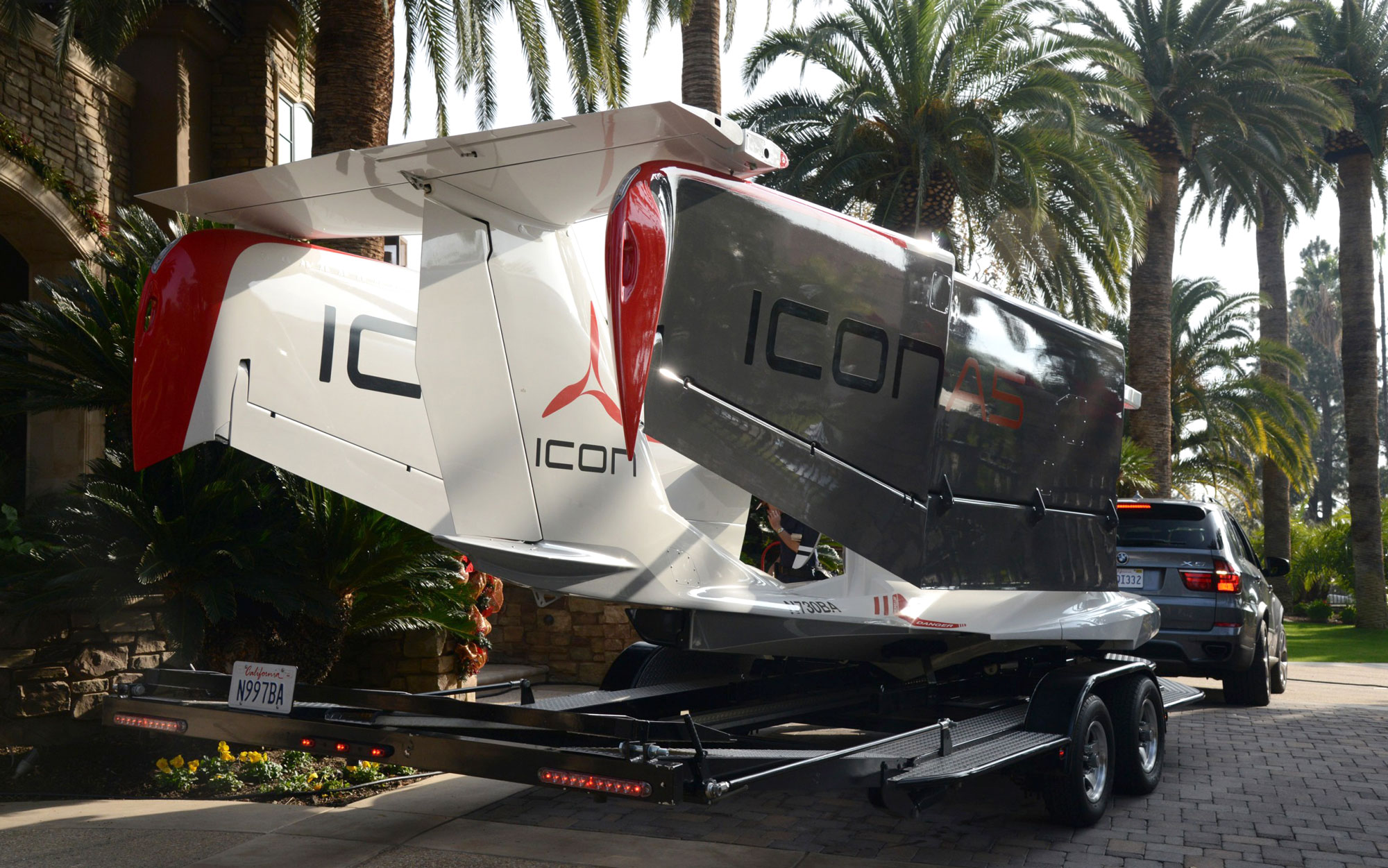 ICON Aircraft A5 Foldable Plane
