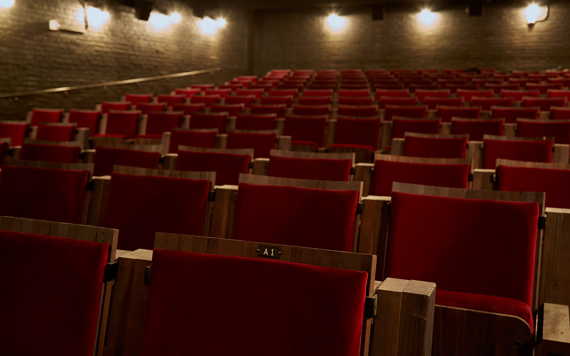 New York City's New Indie Metrograph Theater