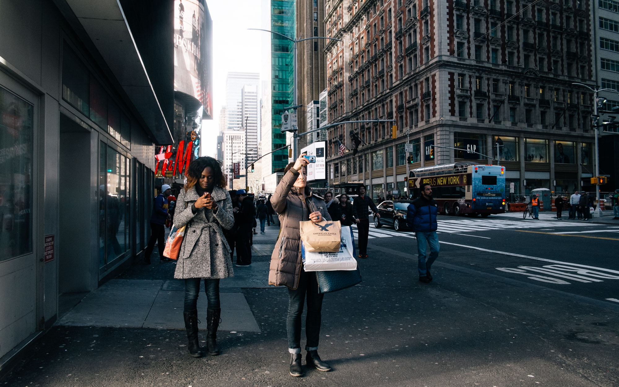 How to Walk in New York City | Travel + Leisure