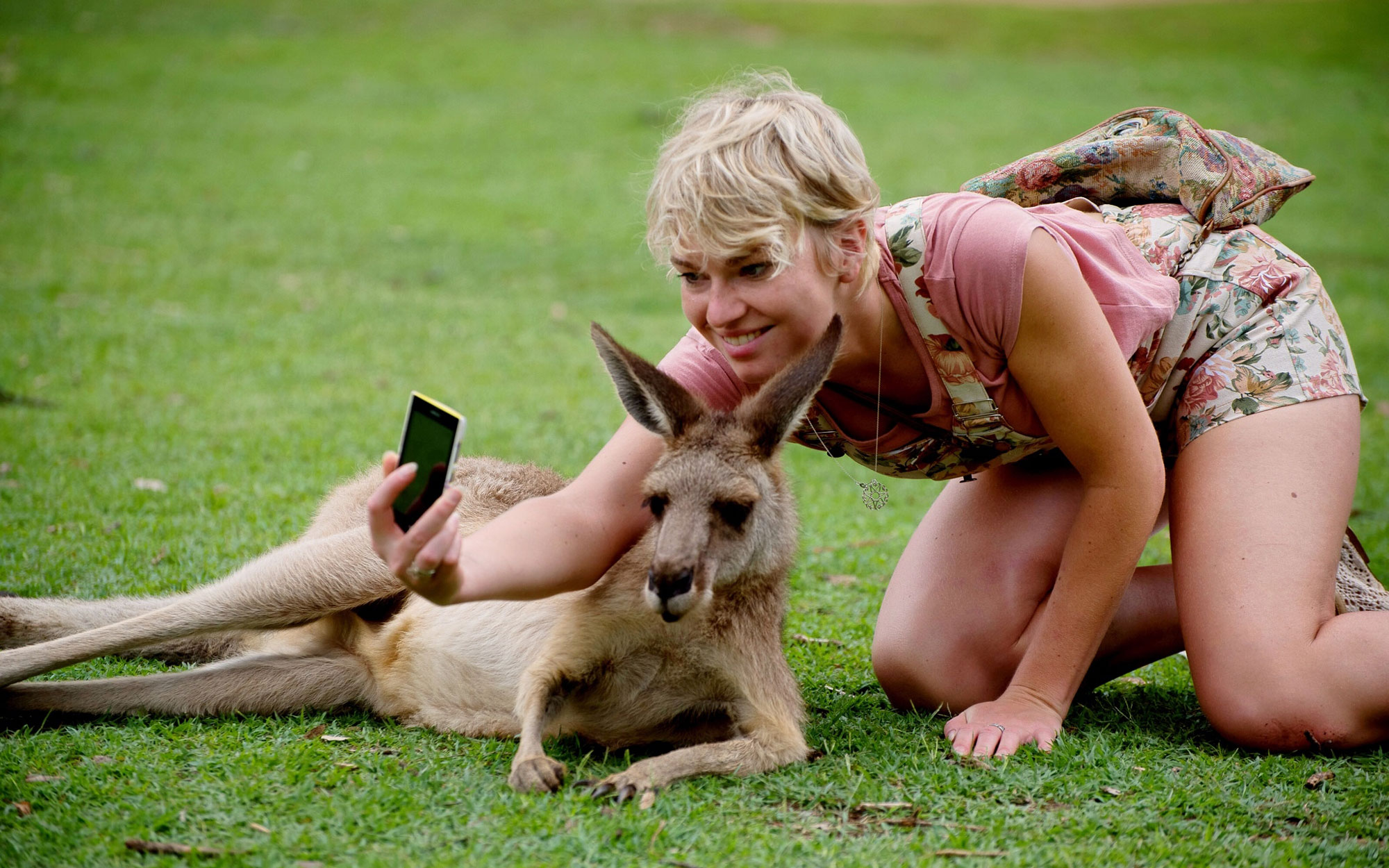 Stop Taking Selfies with Wild Animals
