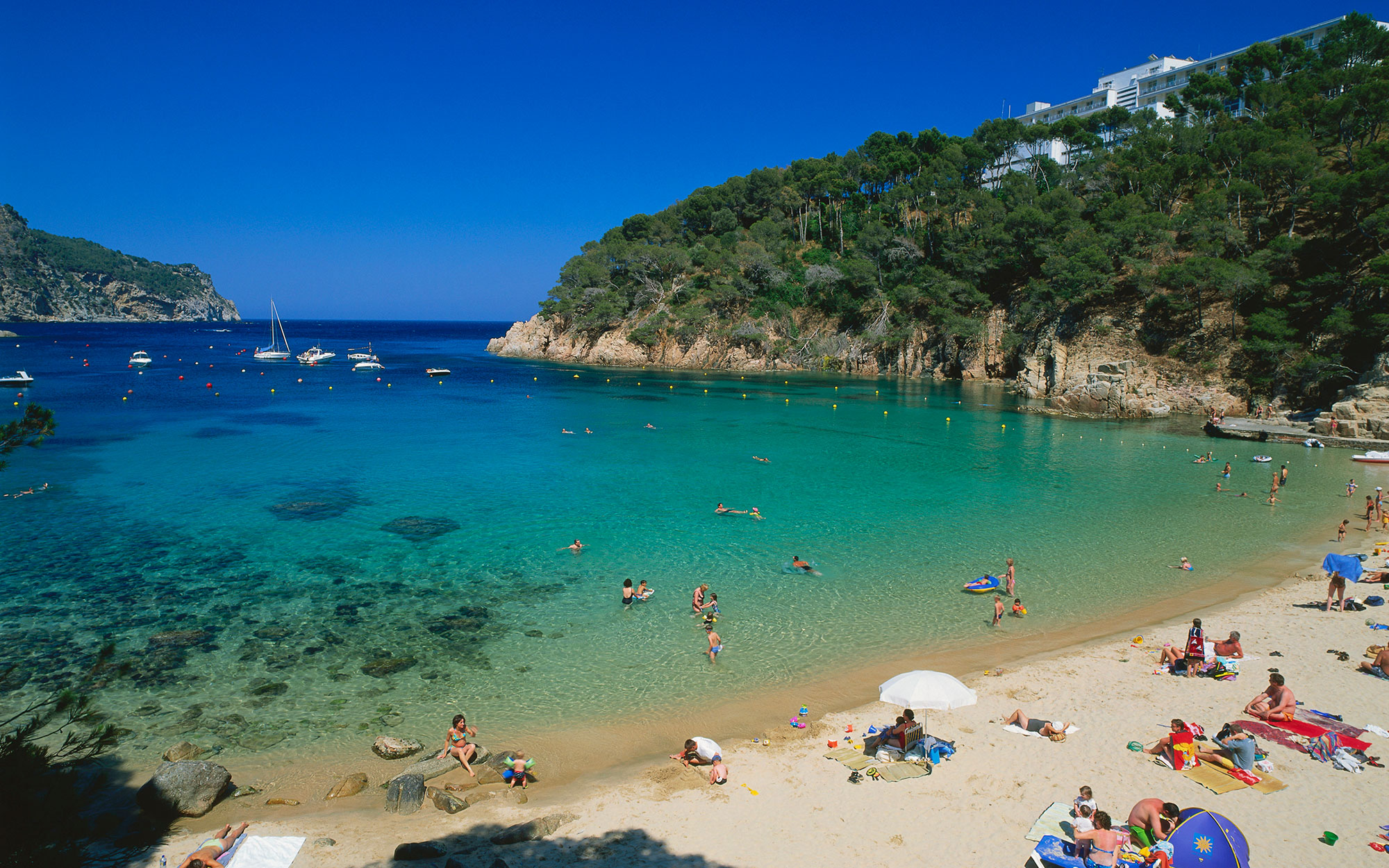 The best beaches of Spain: photos and reviews of tourists 9