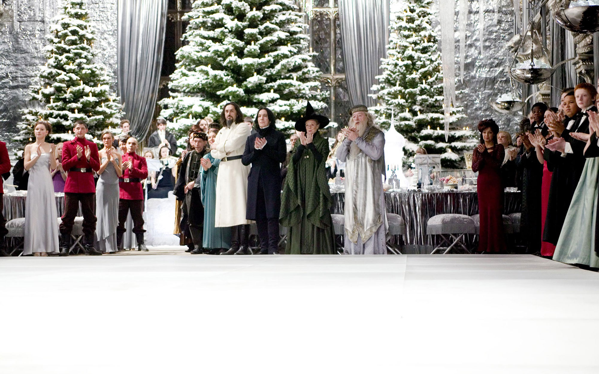 Orlando's Wizarding World of Harry Potter Might Host a Yule Ball