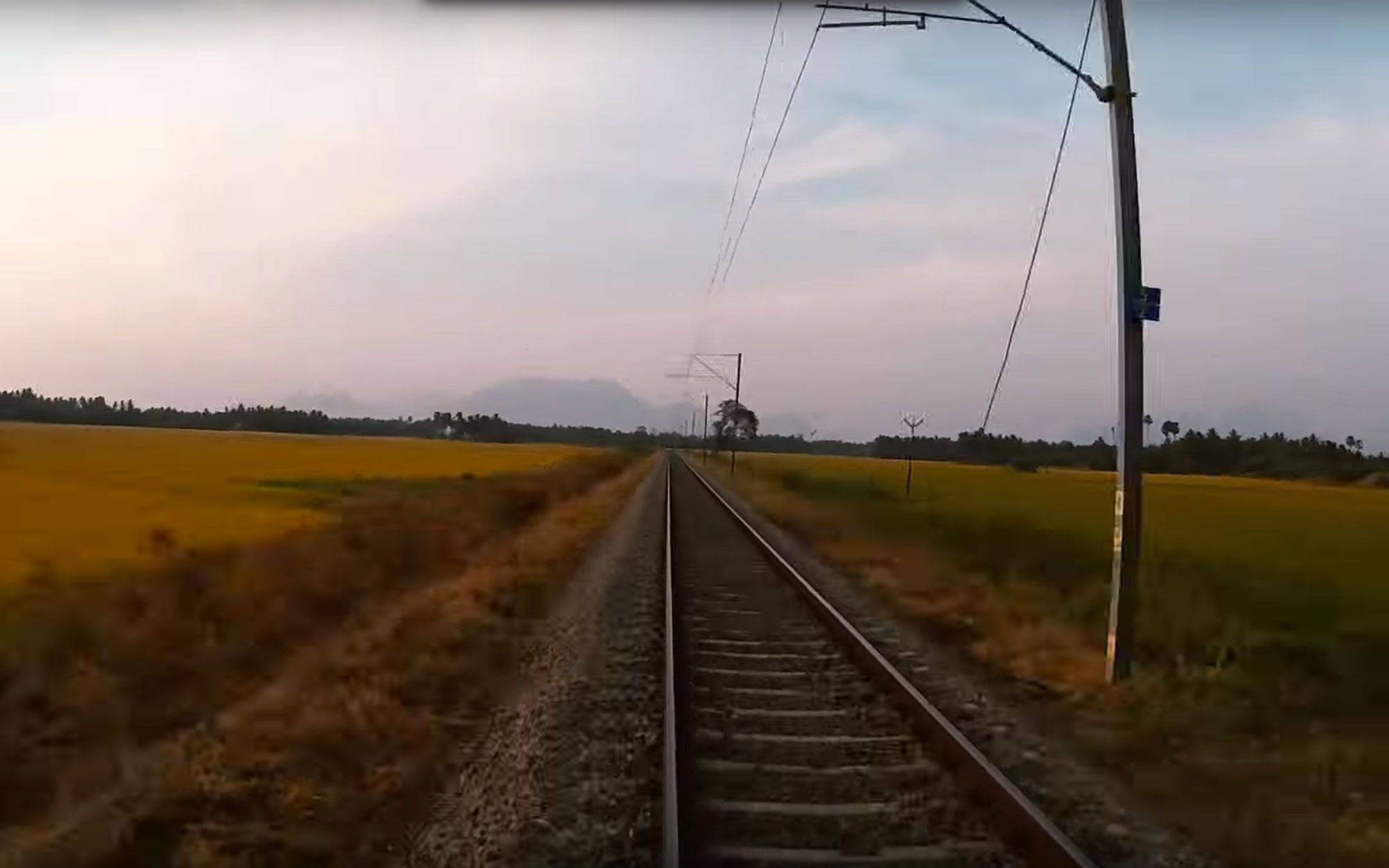 Video: Timelapse from the Longest Train Ride in India