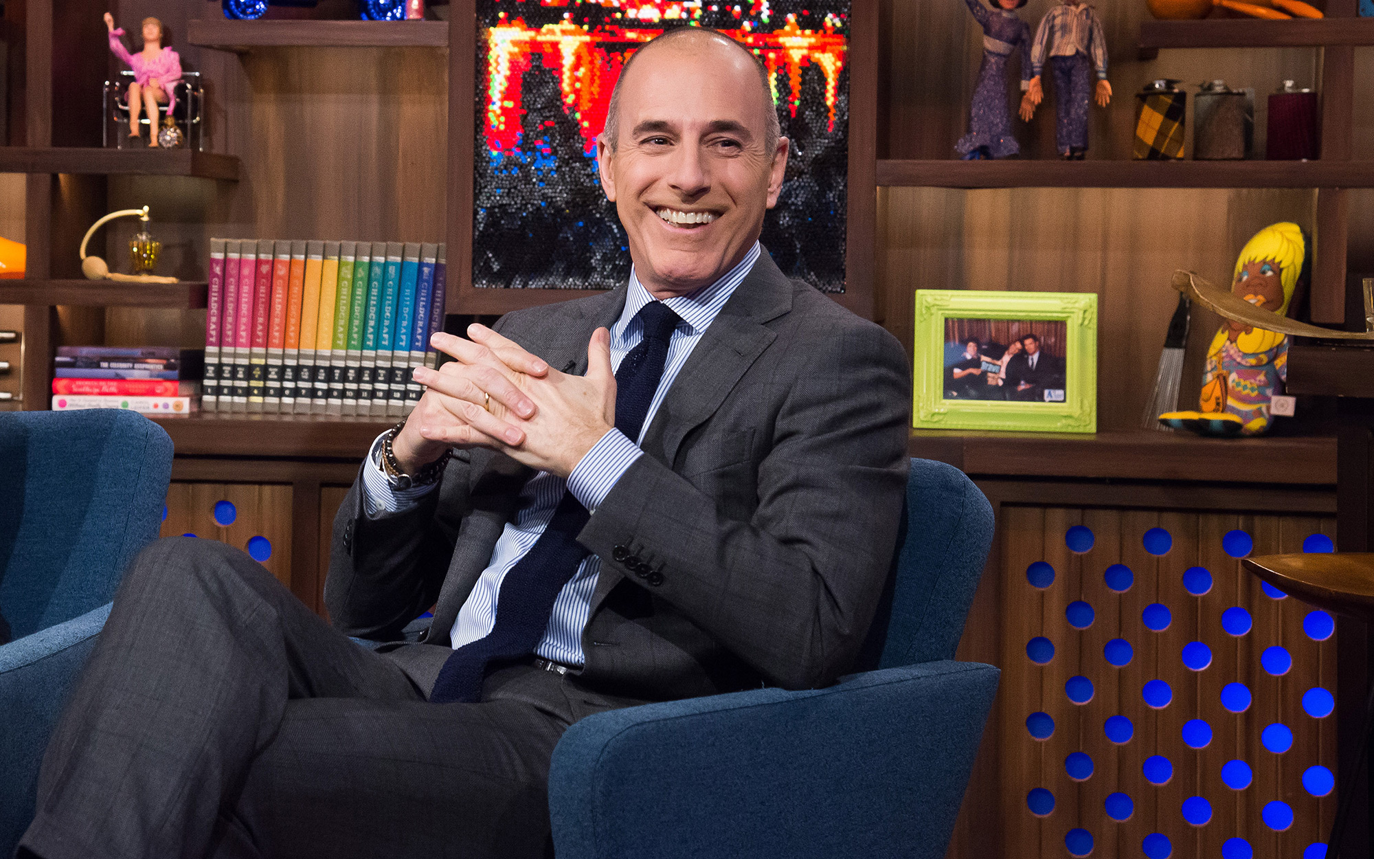 Things We Learned About Air Traffic Controllers From Matt Lauer