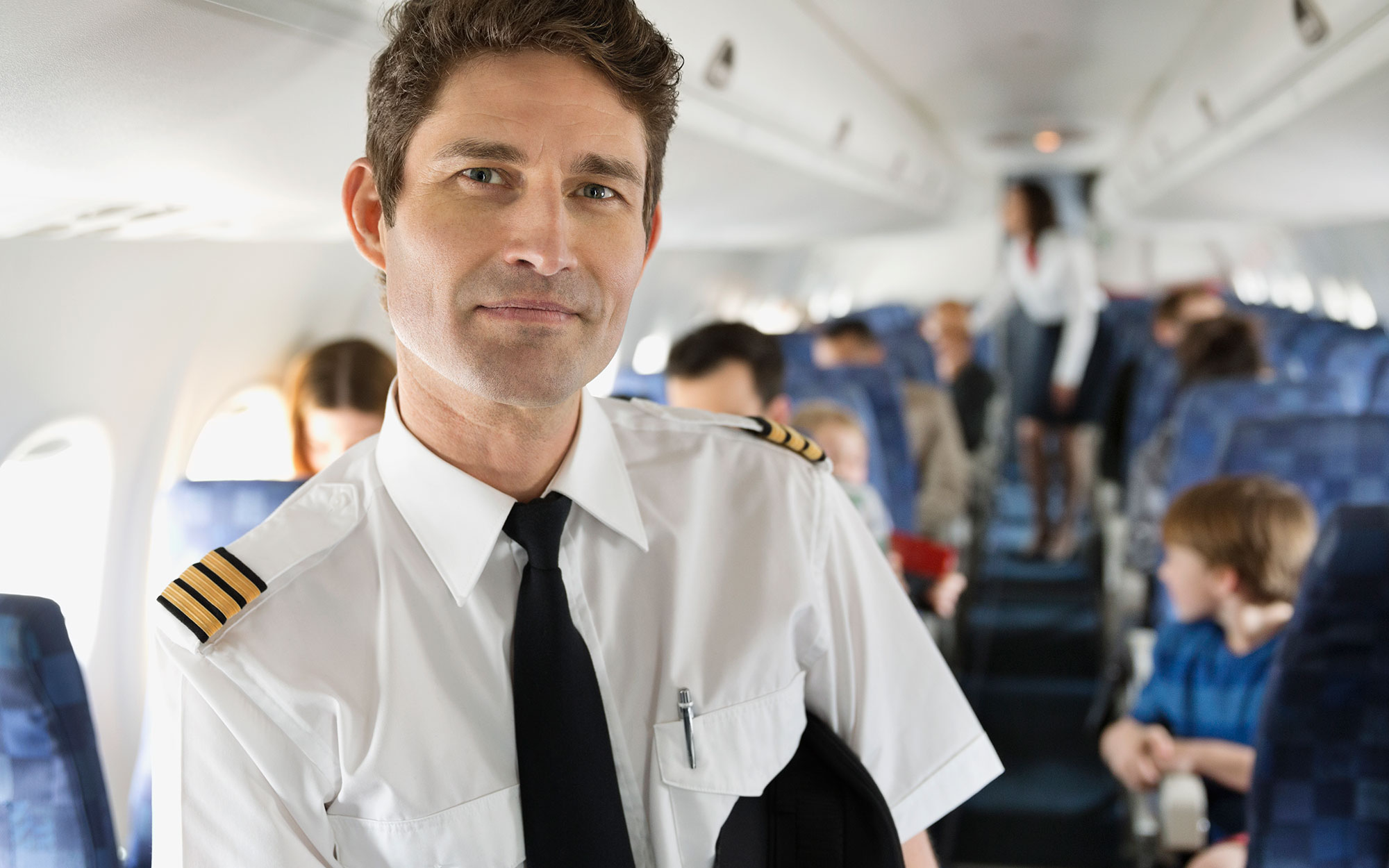 Expert Reveals Why Pilots Have the Sexiest Job