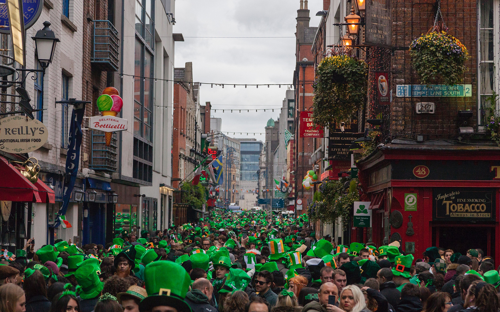 How to Do Dublin on St. Patrick's Day