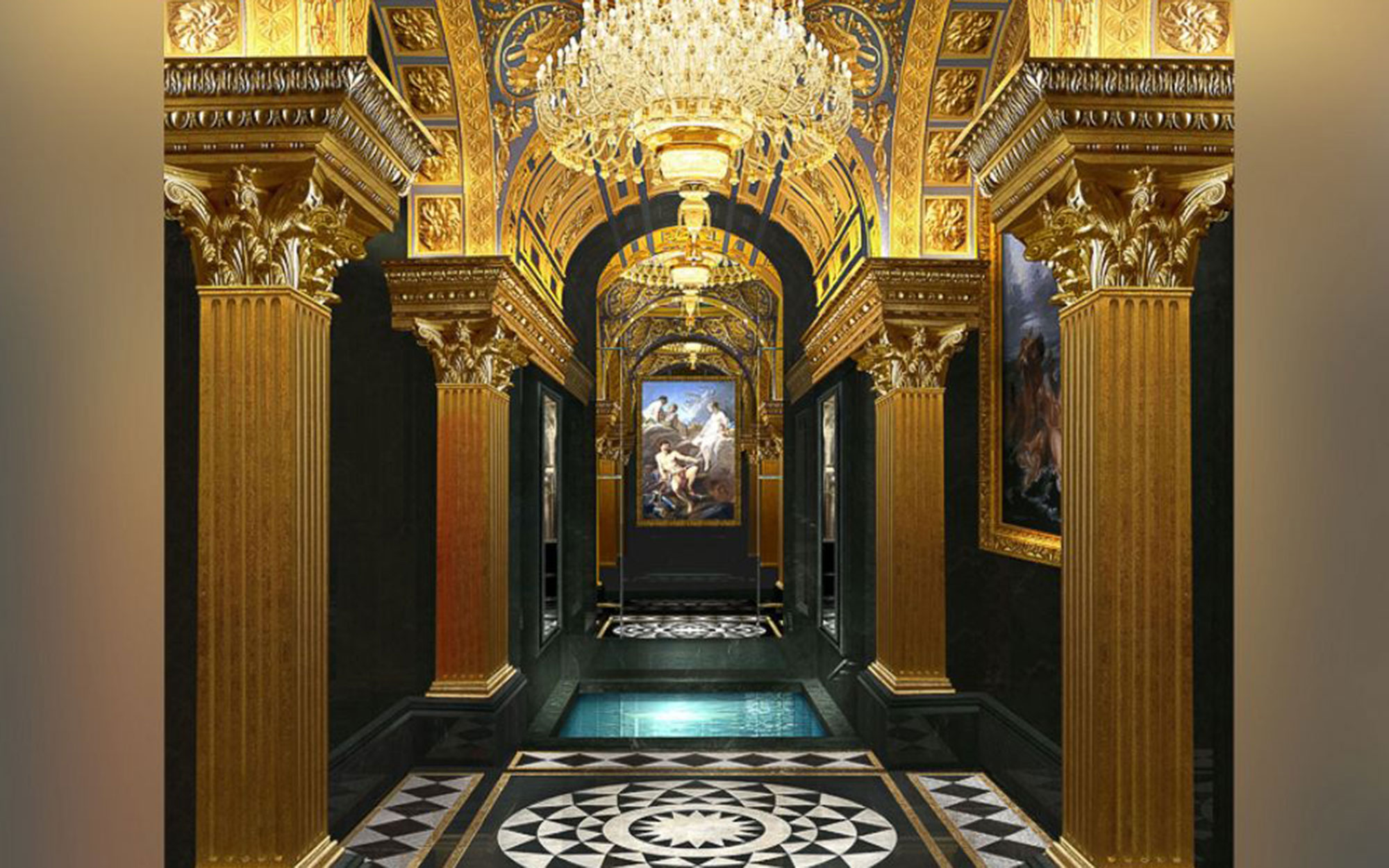 Look Inside the World's Most Expensive Hotel