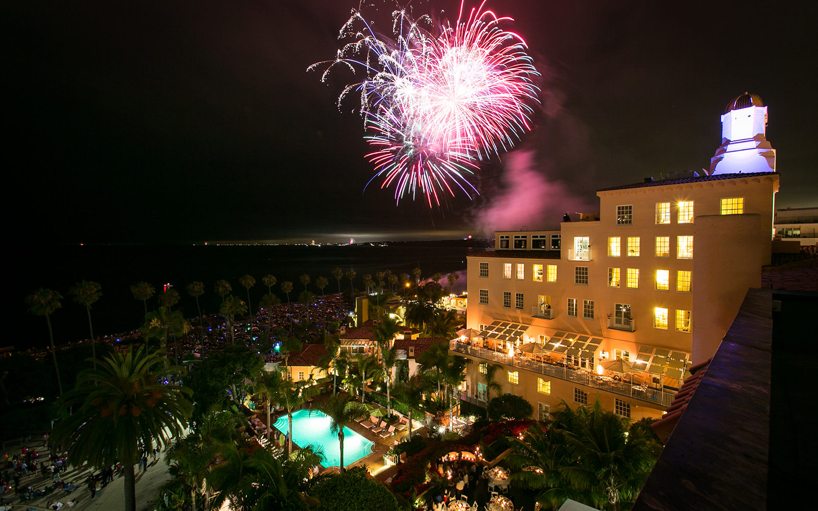 4th of July in San Diego