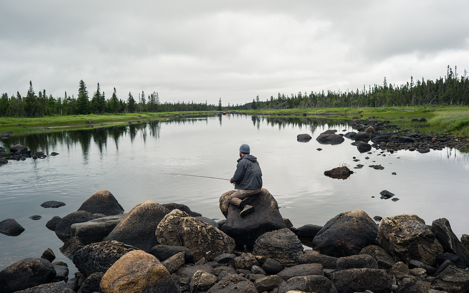 Traversing the Wilds of Newfoundland With Jeremy Charles