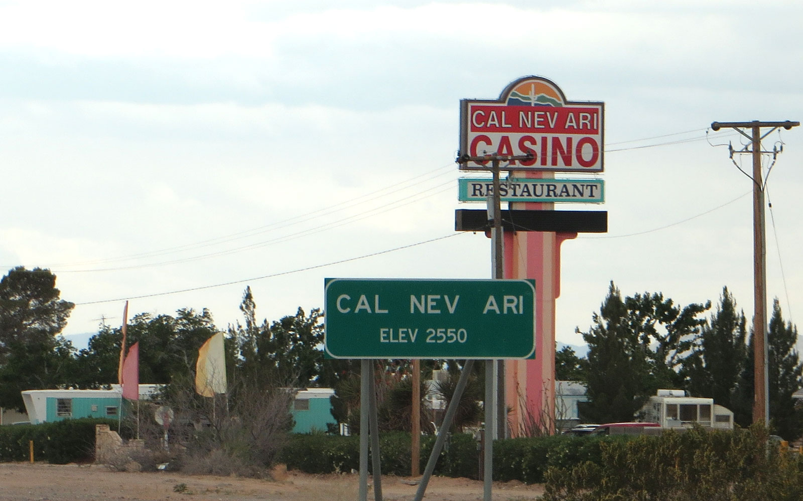 Nevada Town For Sale Complete With a Casino
