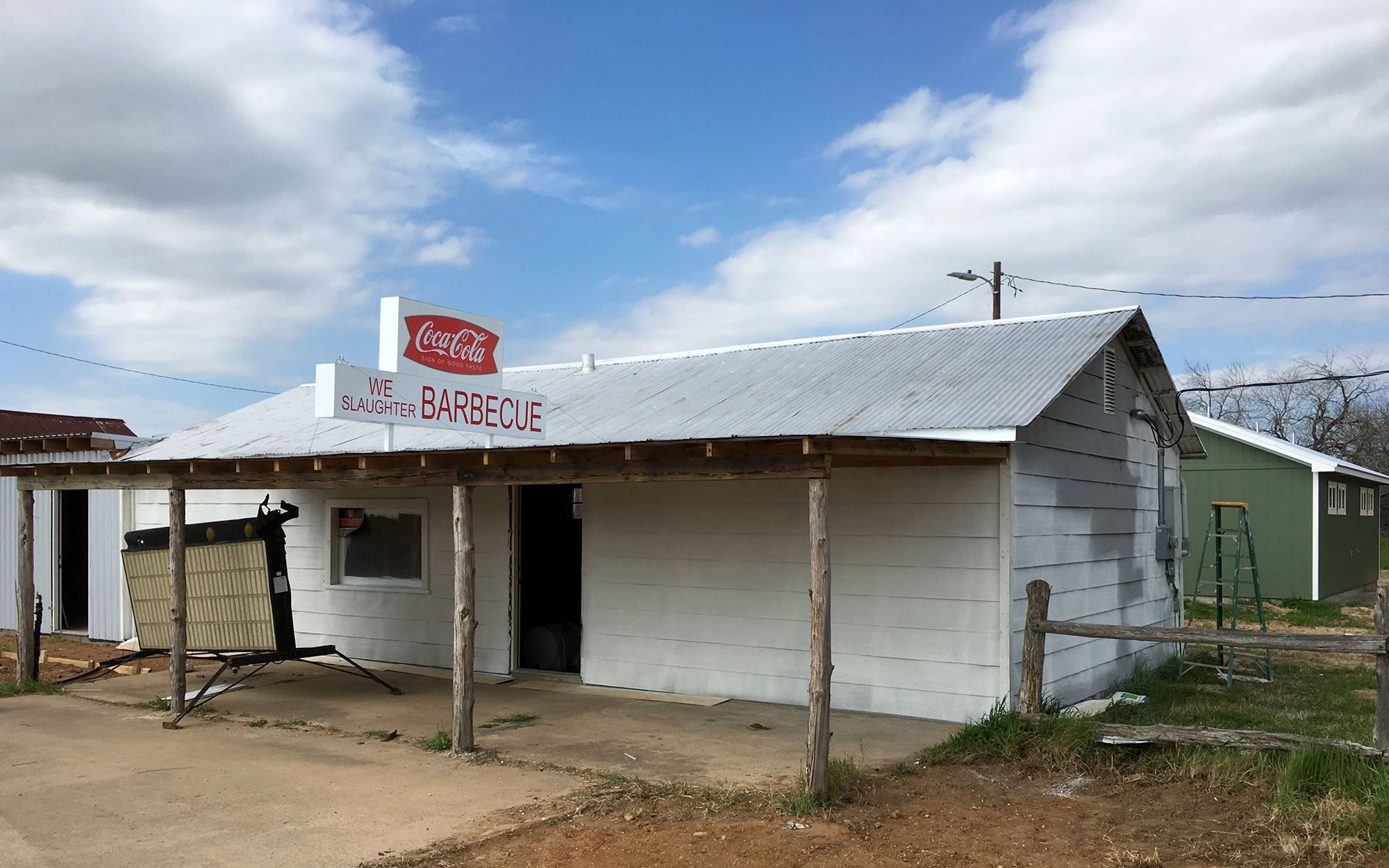 Gas Station From Texas Chainsaw Massacre Being Converted to a Horror-Themed Resort