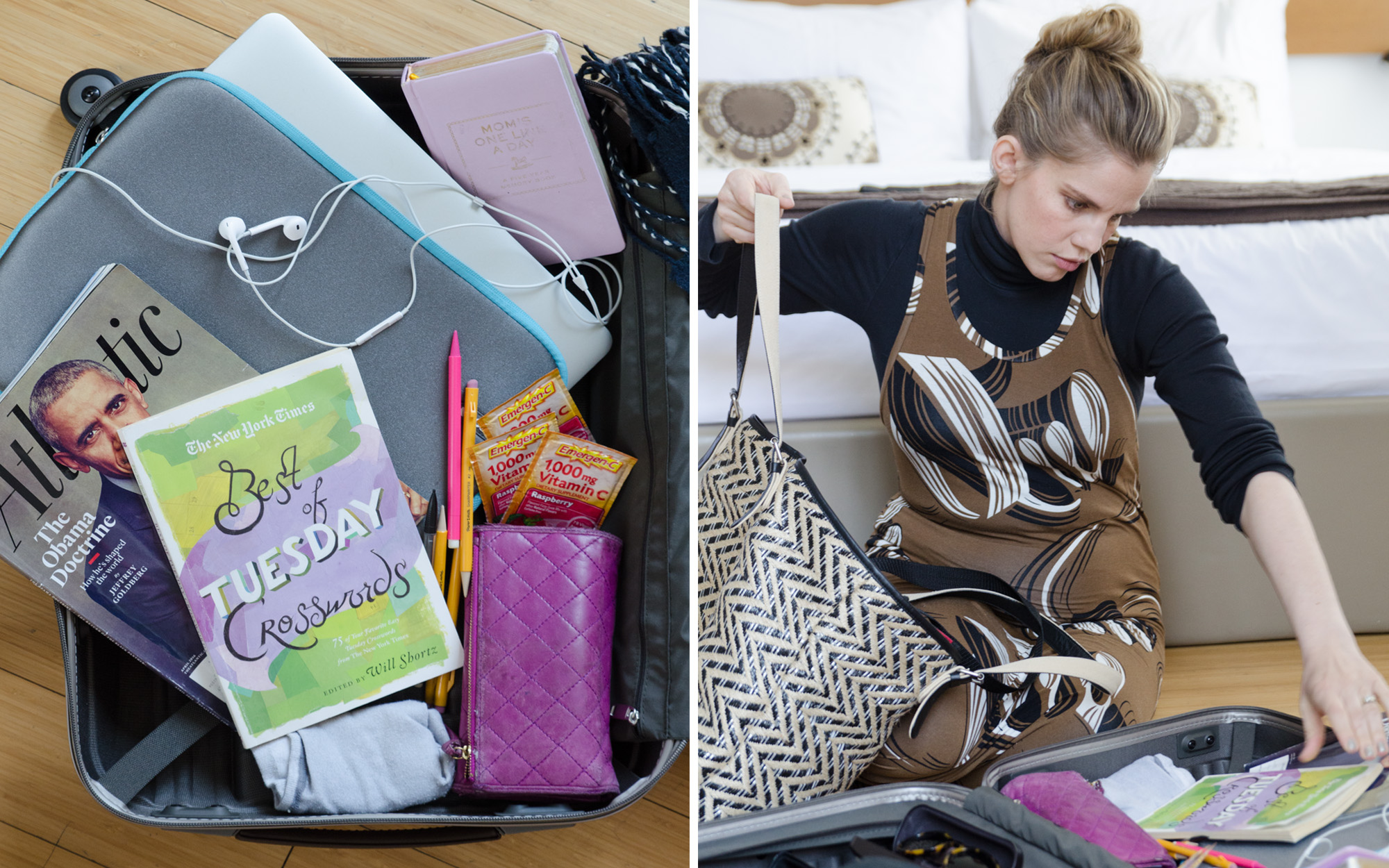 Actress Anna Chlumsky's Carry-On Essentials