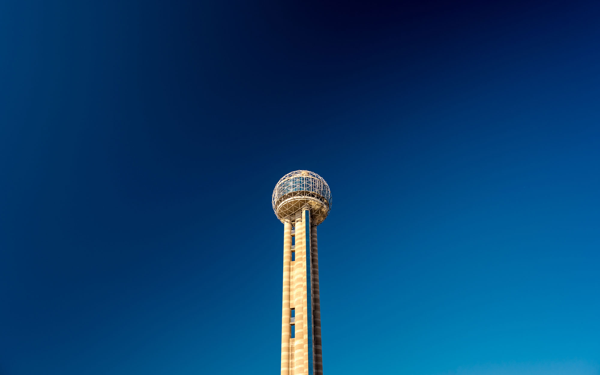 Reunion Tower Downtown Dallas