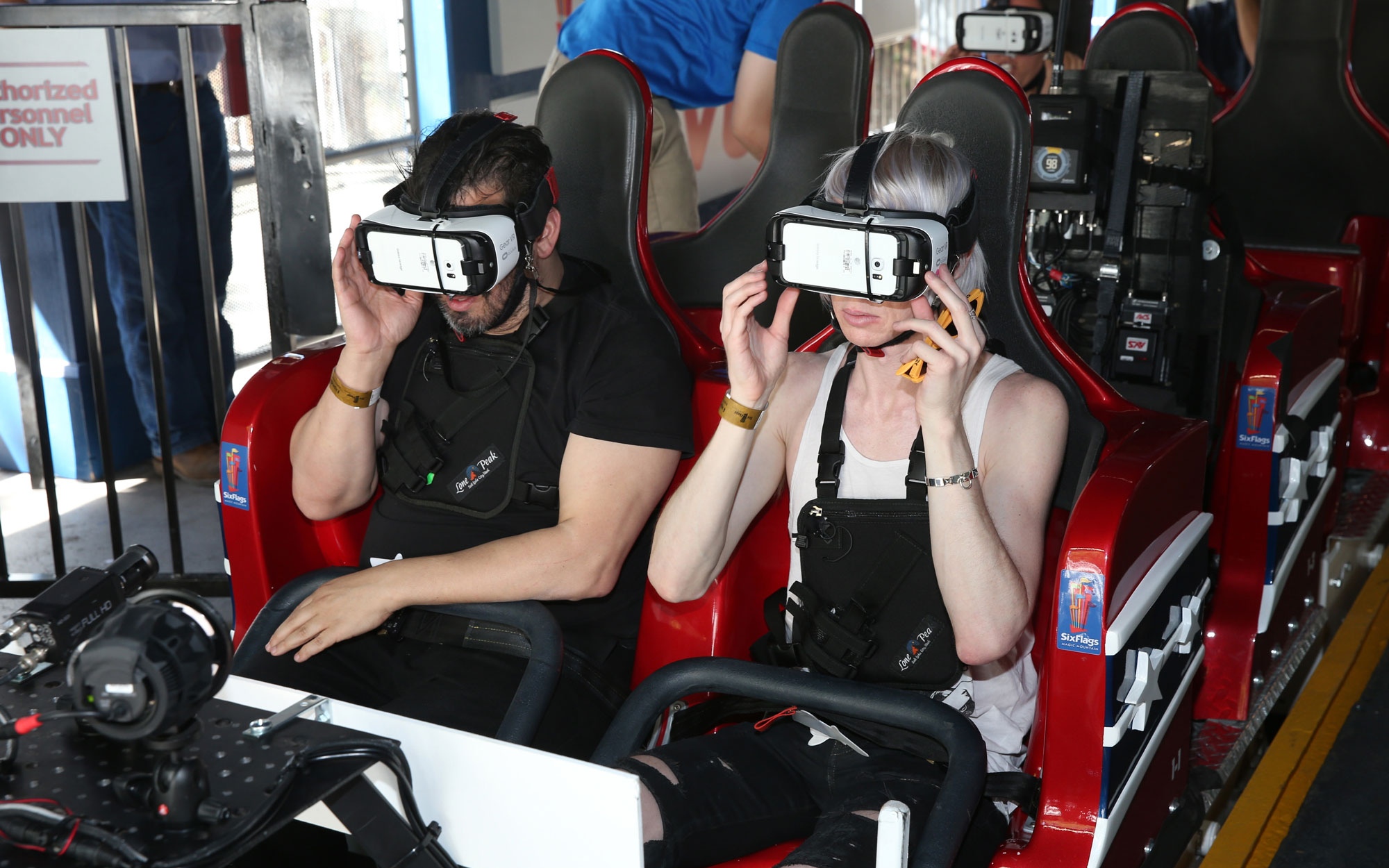 Six Flags Launches Virtual Reality Roller Coasters
