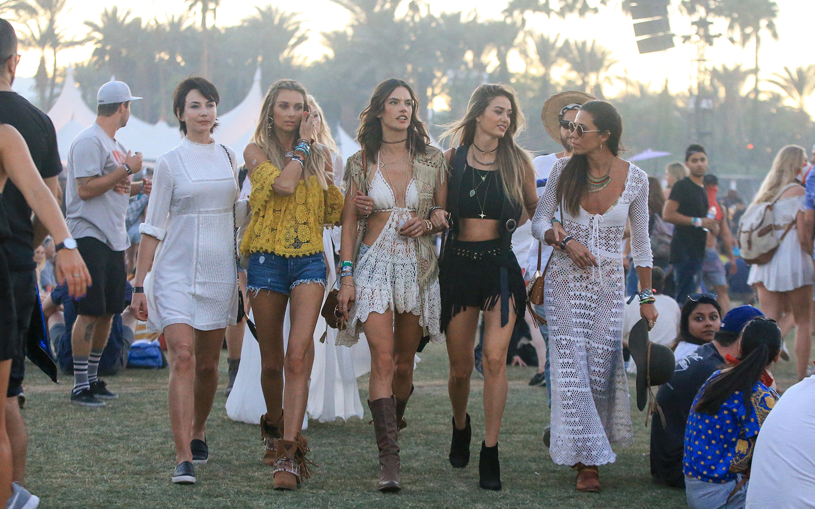 In Photos: How Celebs Rock Out at Coachella