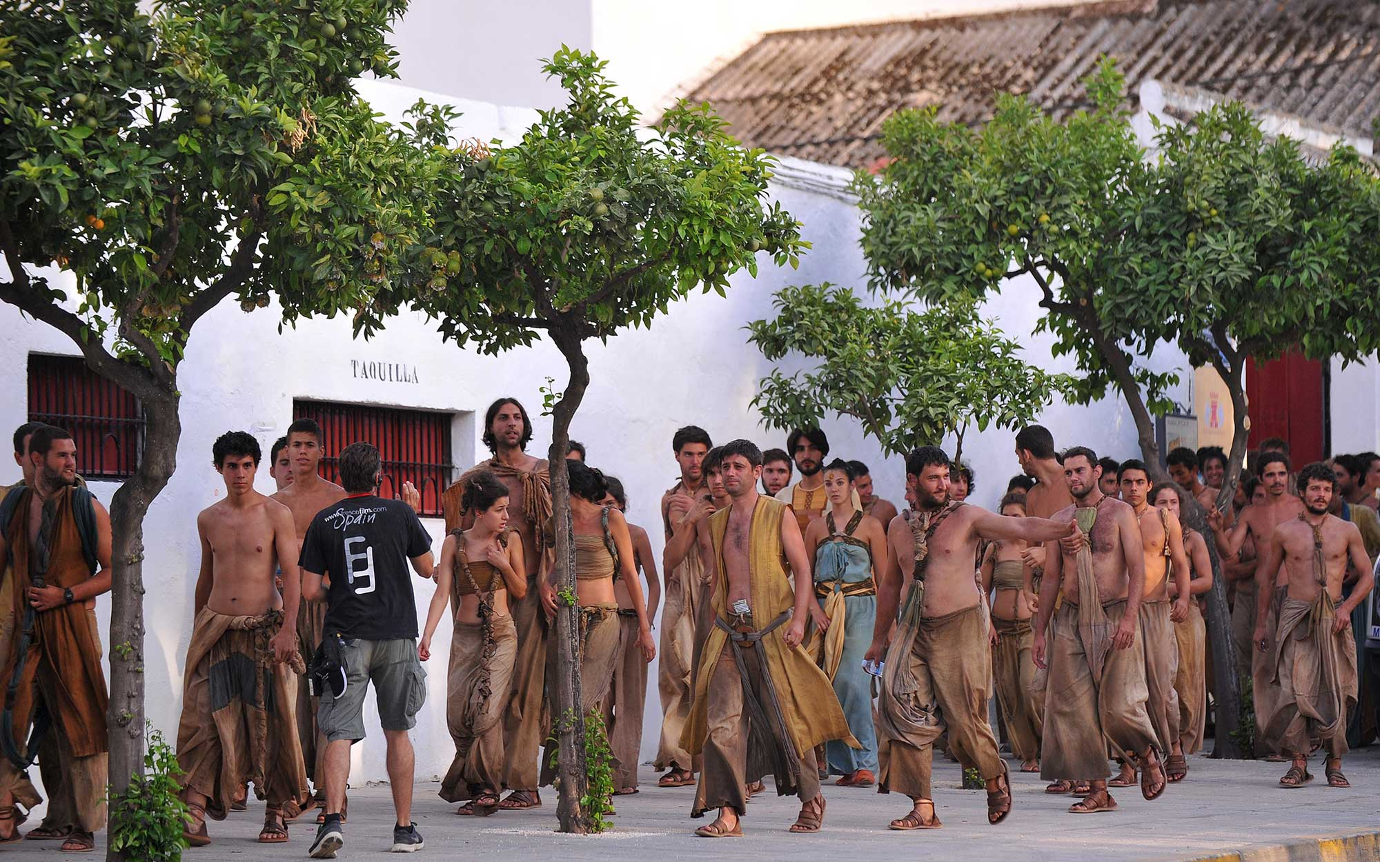 'Game of Thrones' Boosts Tourism in Tiny Spanish Town